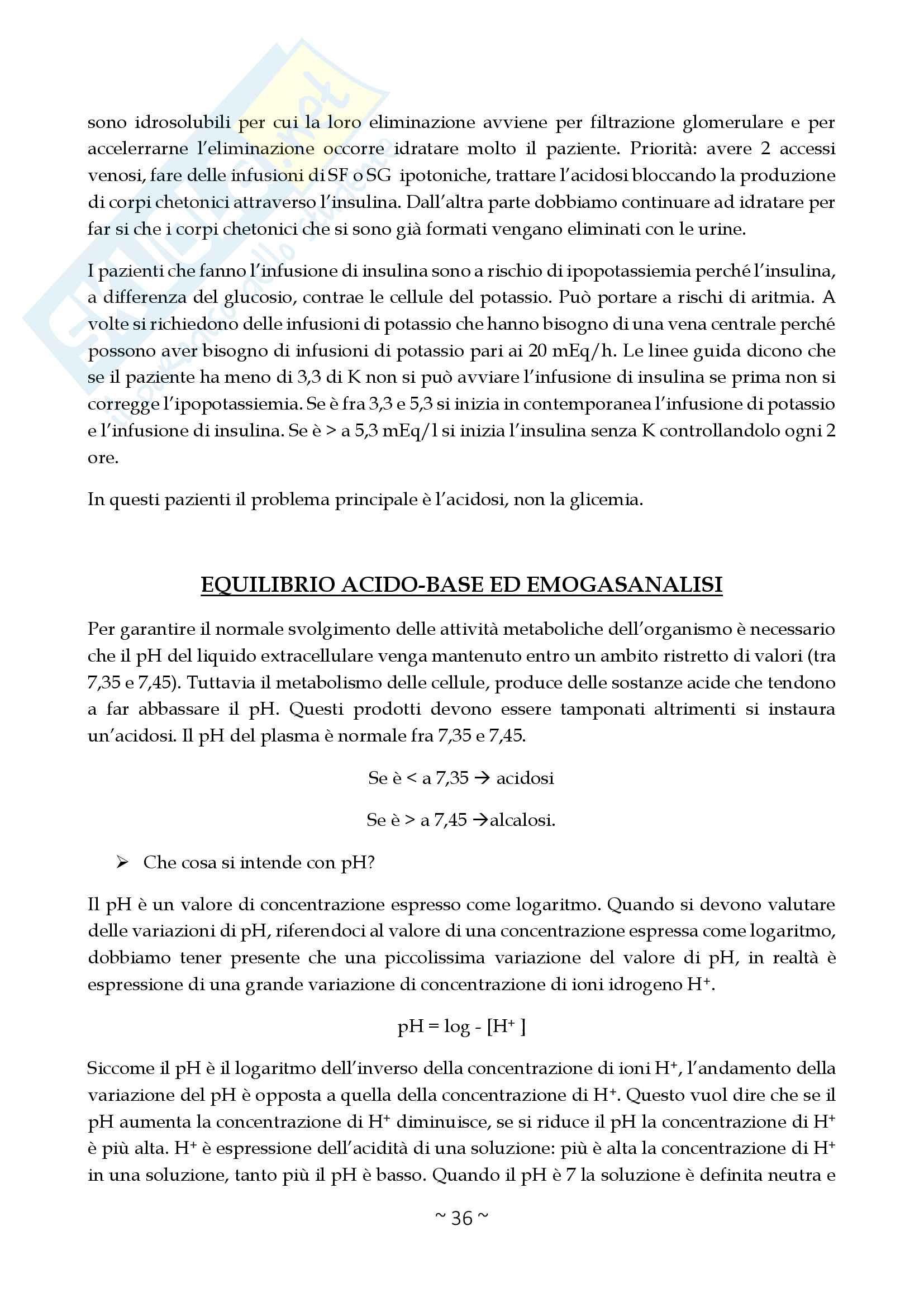Appunti medicina d'urgenza Pag. 36