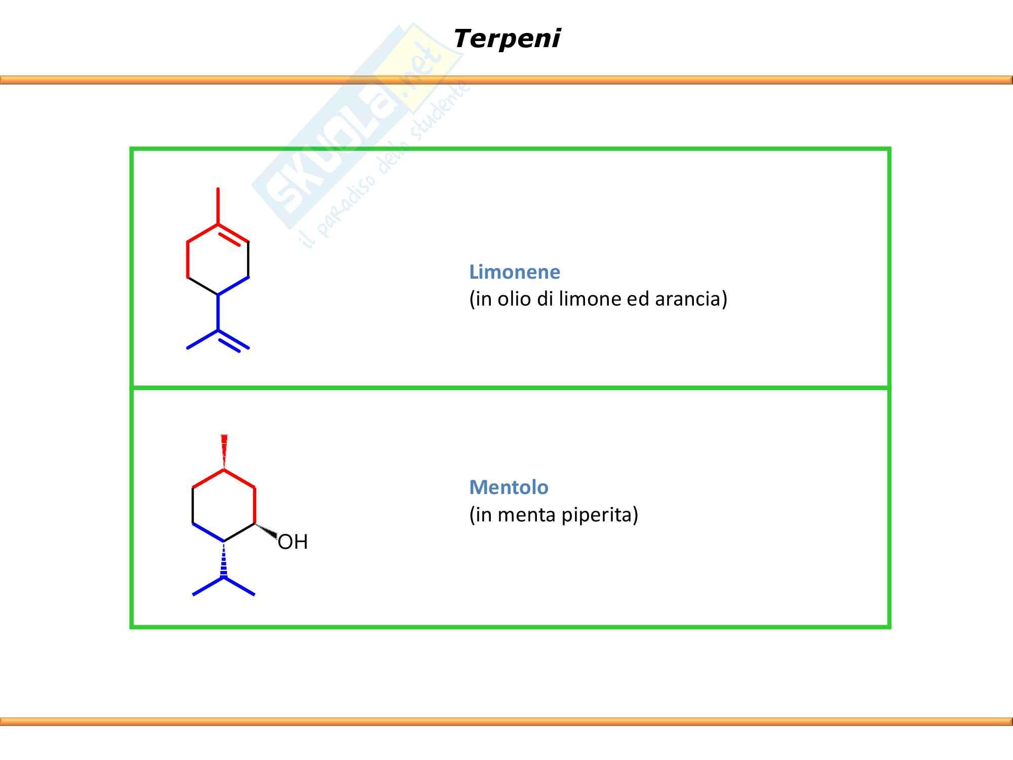Chimica Organica: Alcheni e Alchini Pag. 26