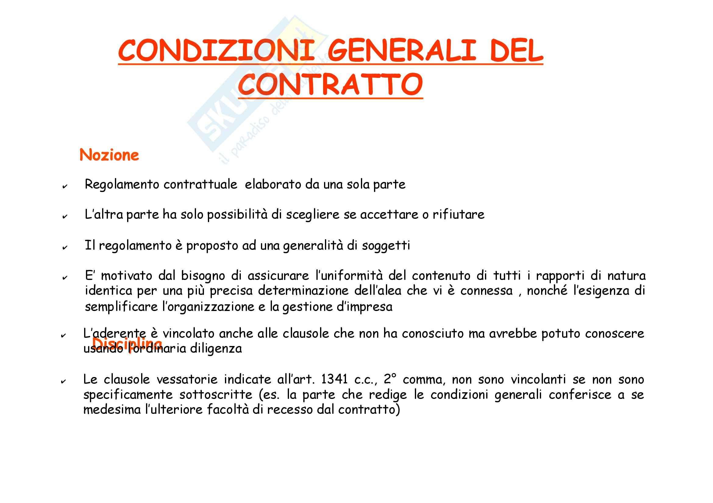 Diritto privato 1 - Il contratto Pag. 16