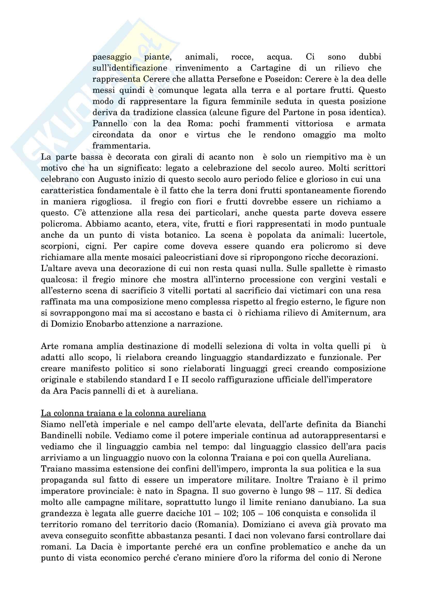 Laboratorio di Archeologia Classica - Appunti Pag. 31