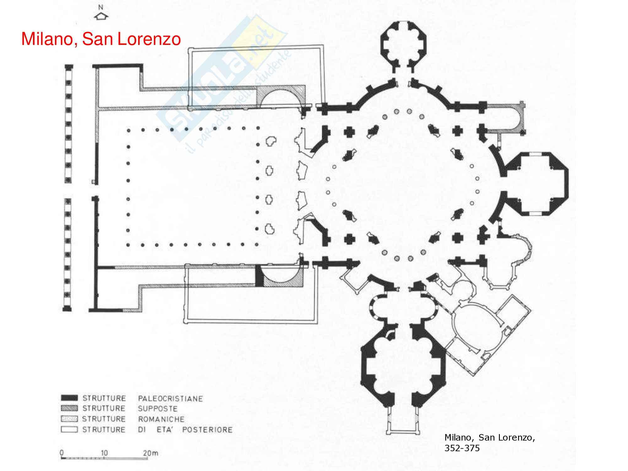 Storia dell'architettura e delle Tecniche Costruttive - Temi d'esame svolti Pag. 16