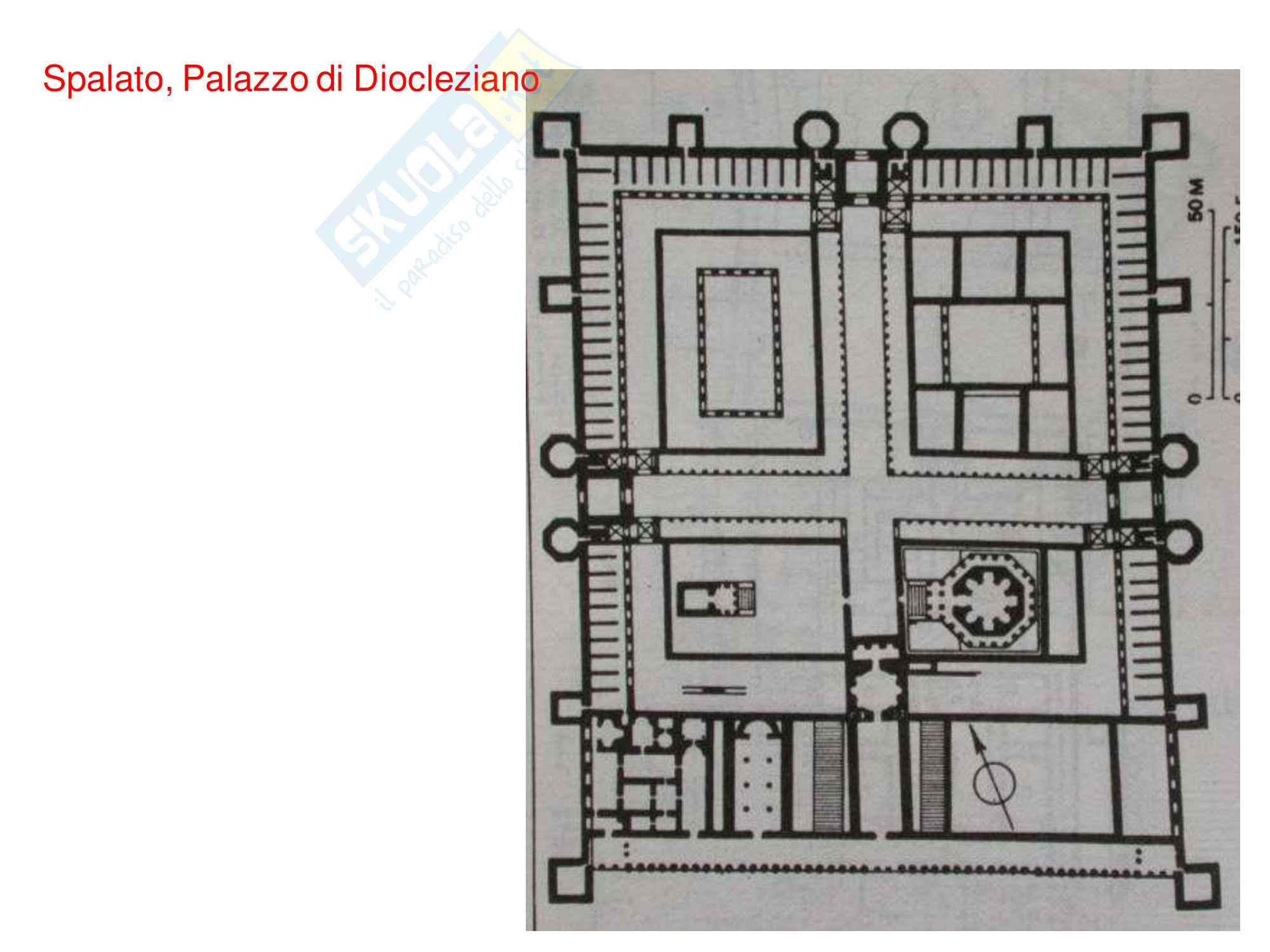 Storia dell'architettura e delle Tecniche Costruttive - Temi d'esame svolti Pag. 21