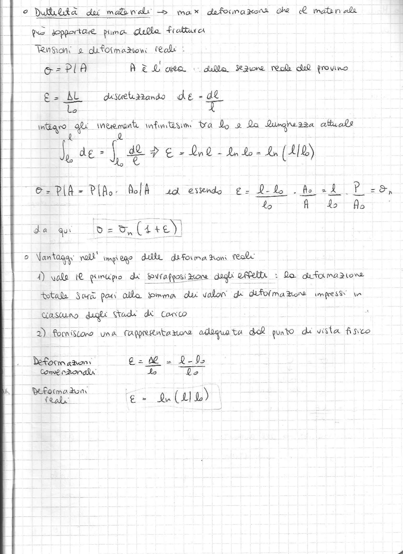 Tecnologia dei processi produttivi - Appunti Pag. 11