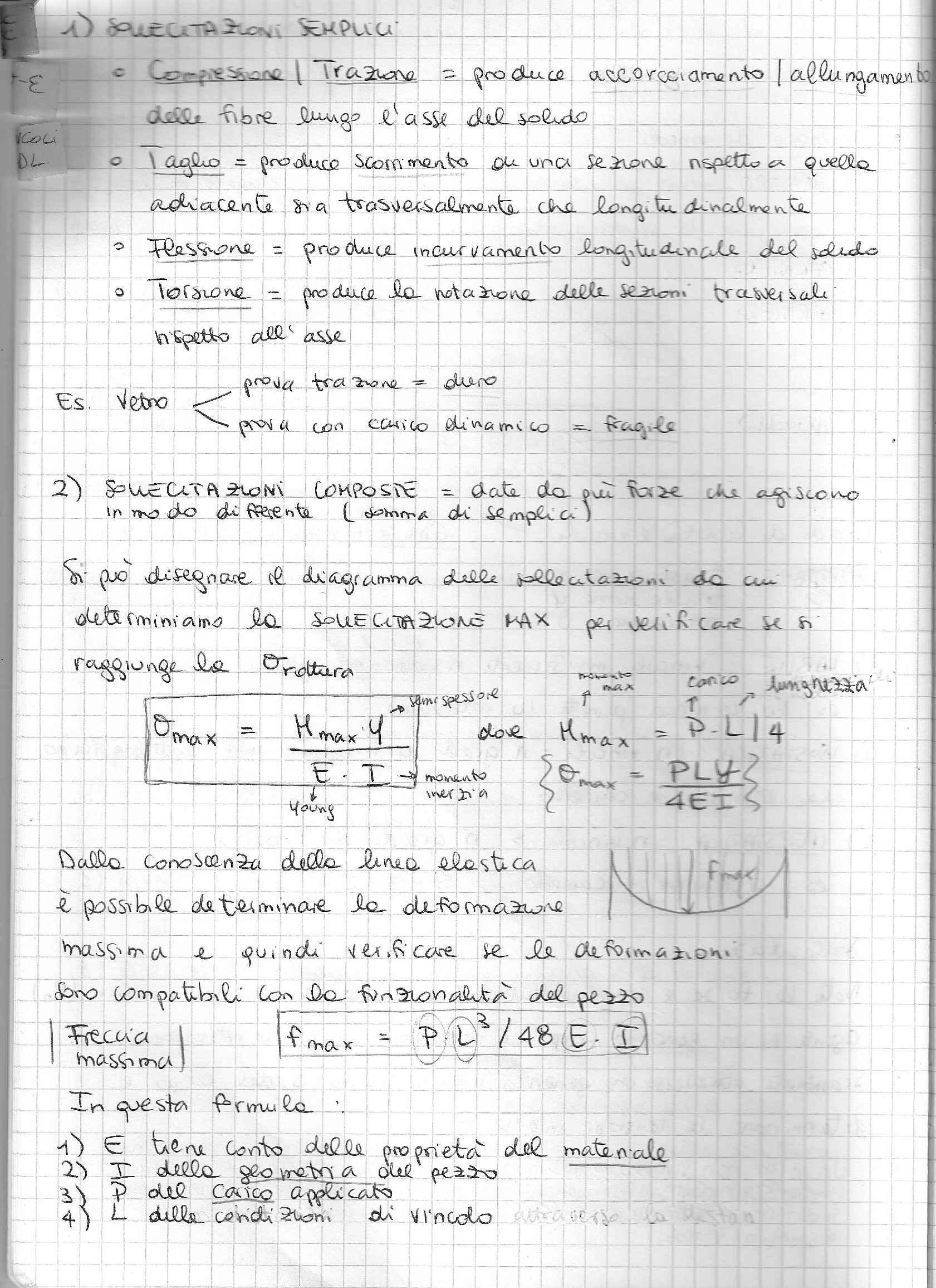 Tecnologia dei processi produttivi - Appunti Pag. 16
