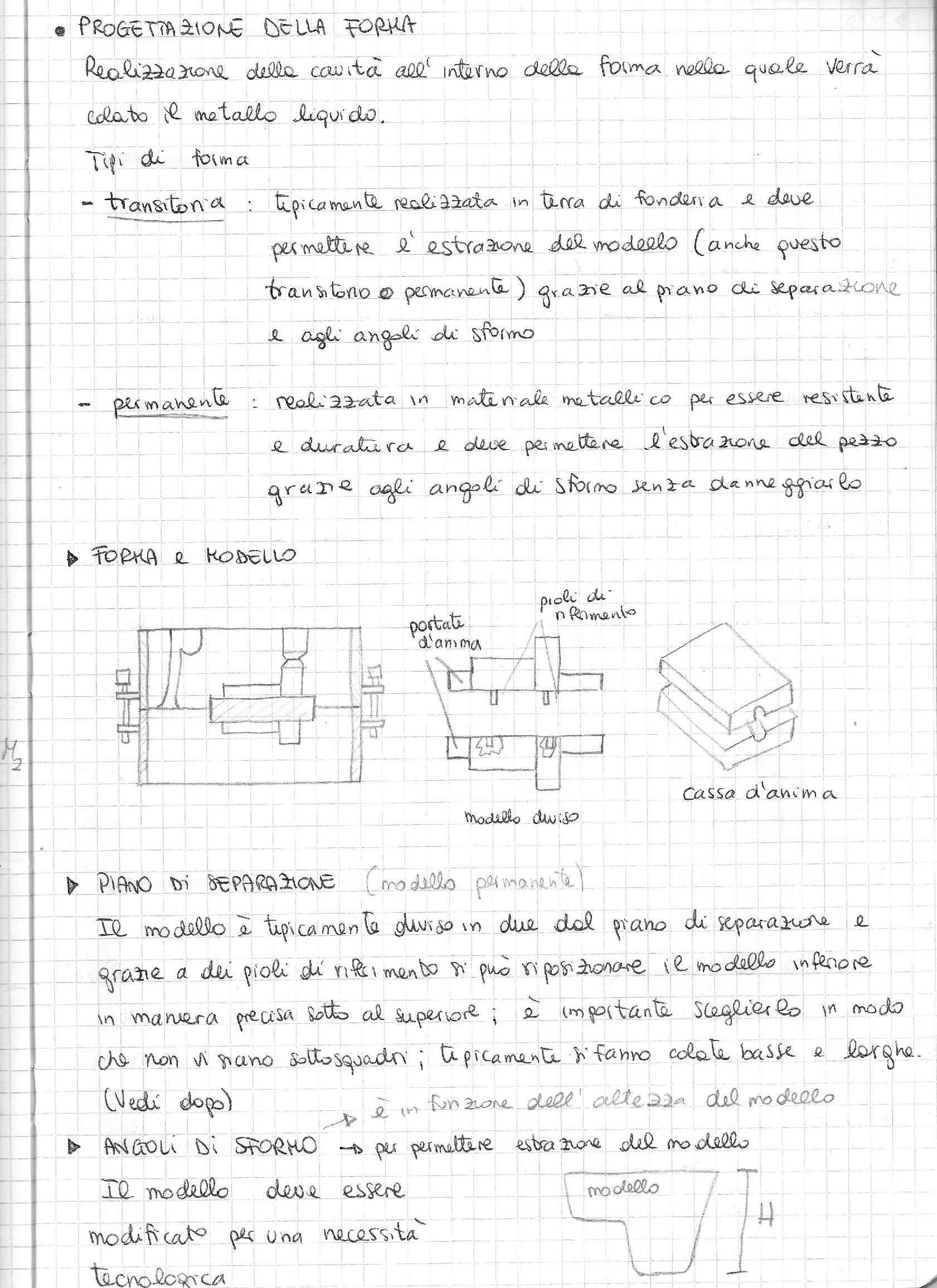 Tecnologia dei processi produttivi - Appunti Pag. 31