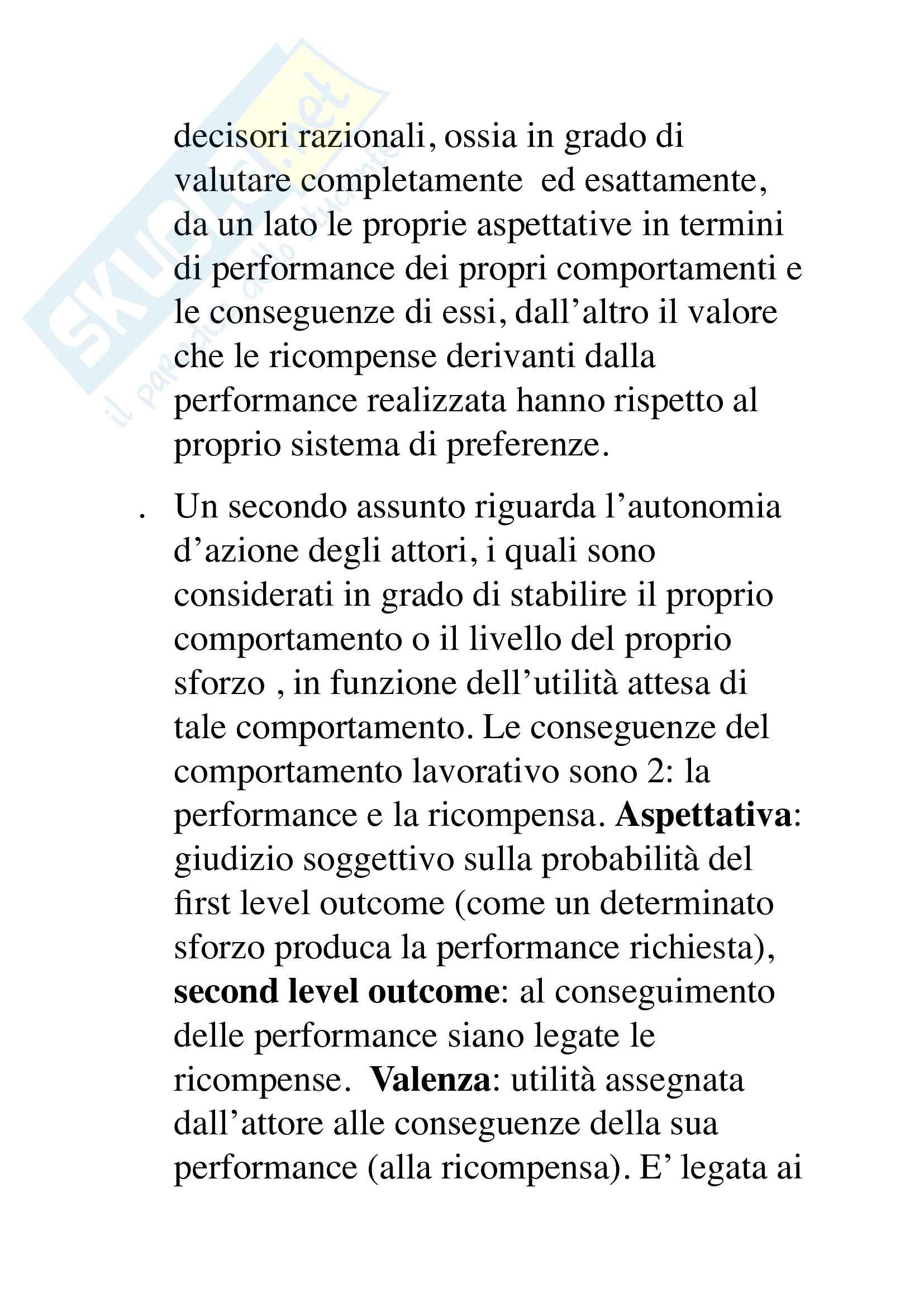Domande organizzazione aziendale, Mauro Gatti Pag. 16