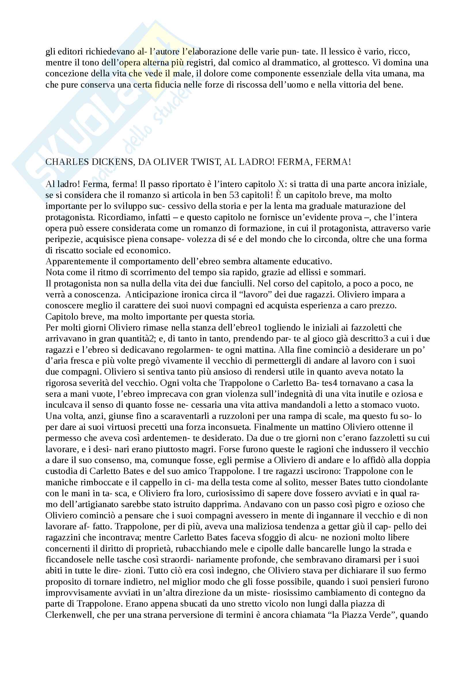 letteratura inglese Pag. 51