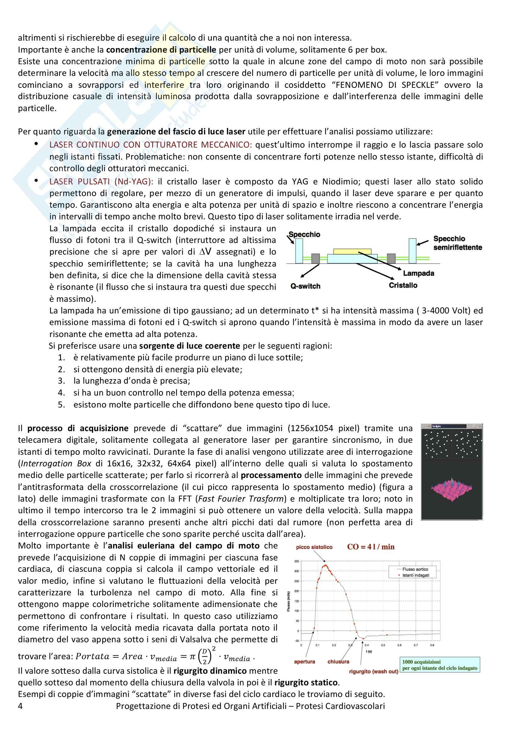 Progettazione di Protesi ed Organi Artificiali - Appunti Pag. 6