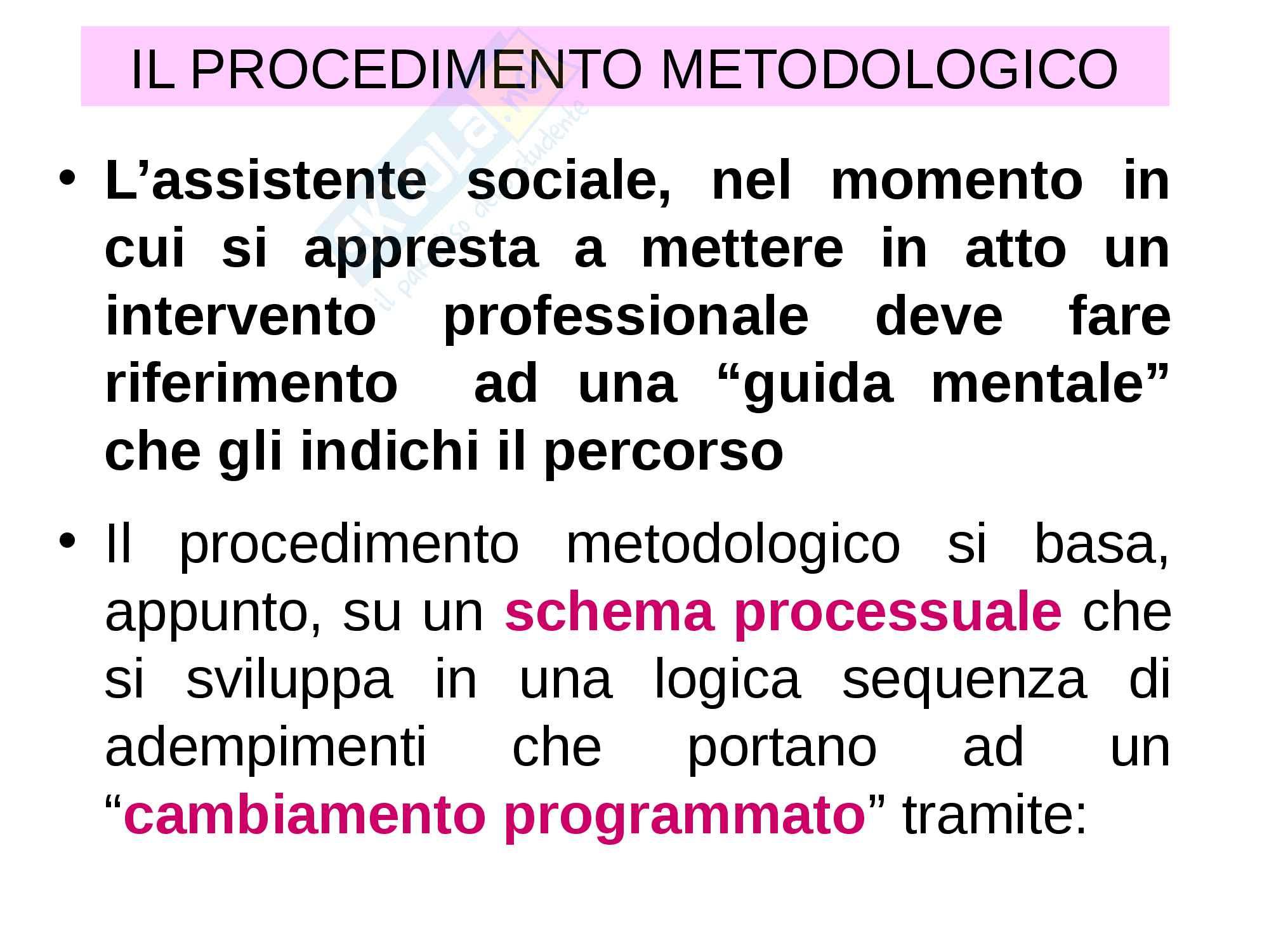 Procedimento metodologico