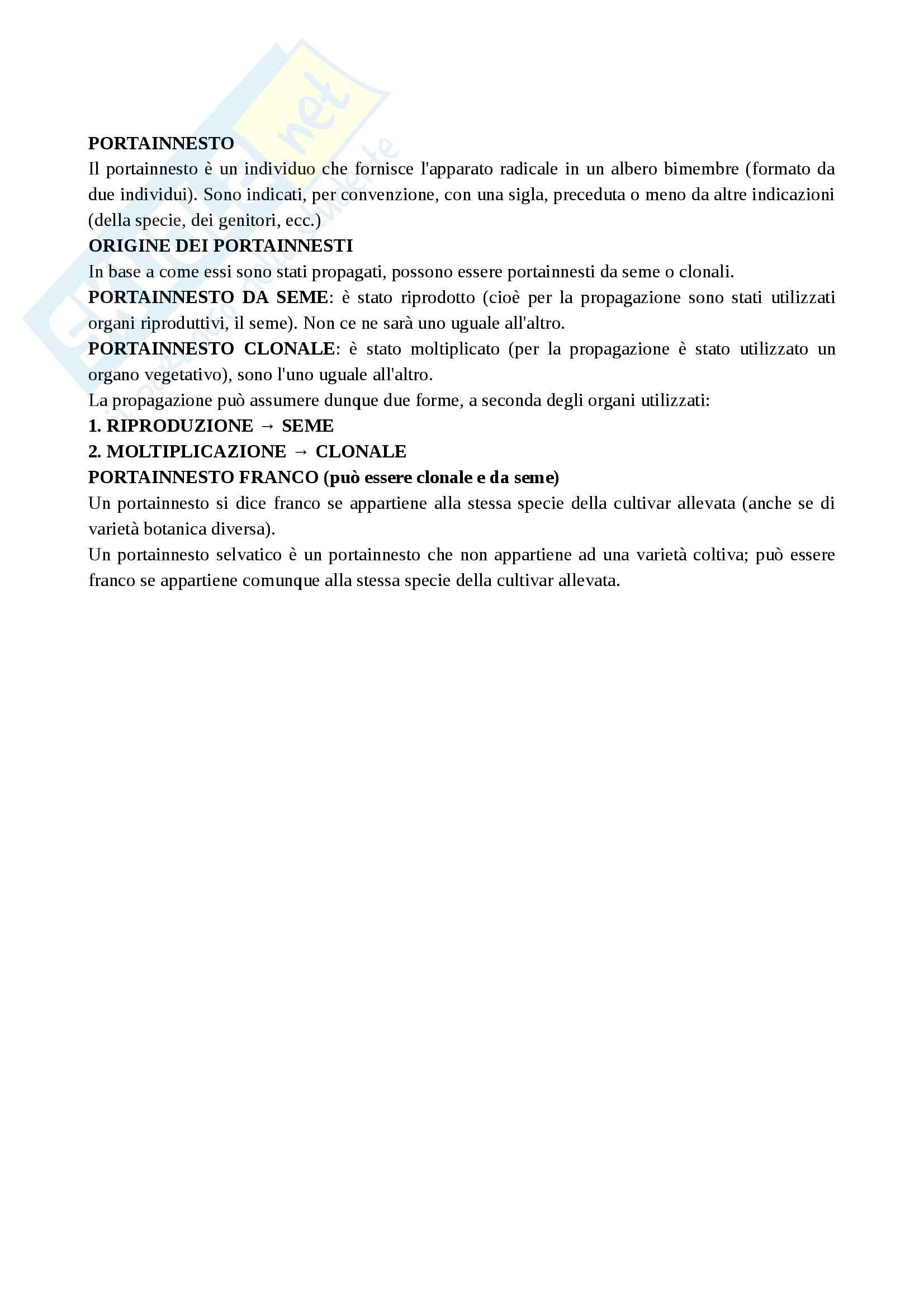 Prima parte Arboricoltura - prof Camposeo Pag. 2