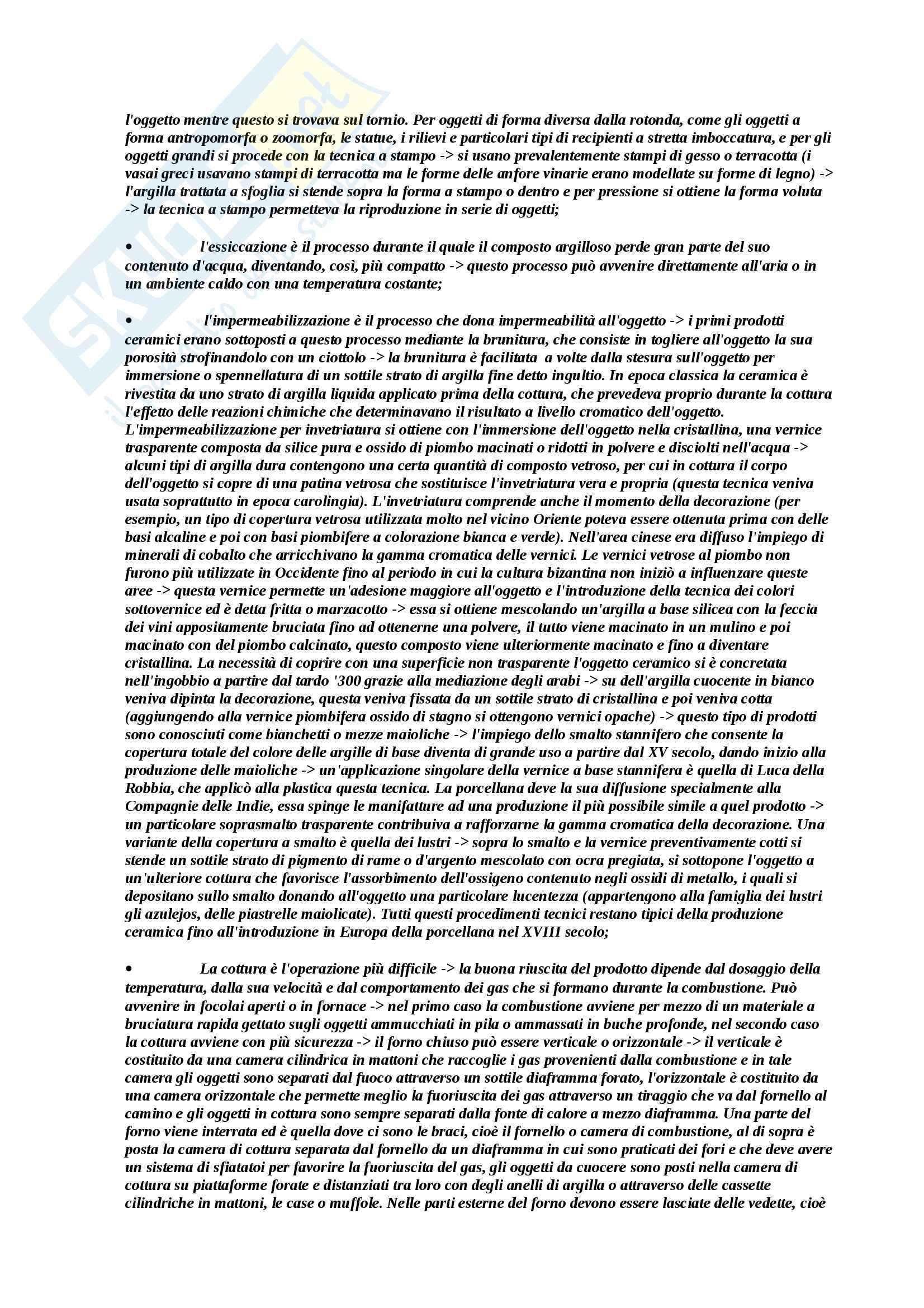 Storia delle tecniche artistiche Pag. 66