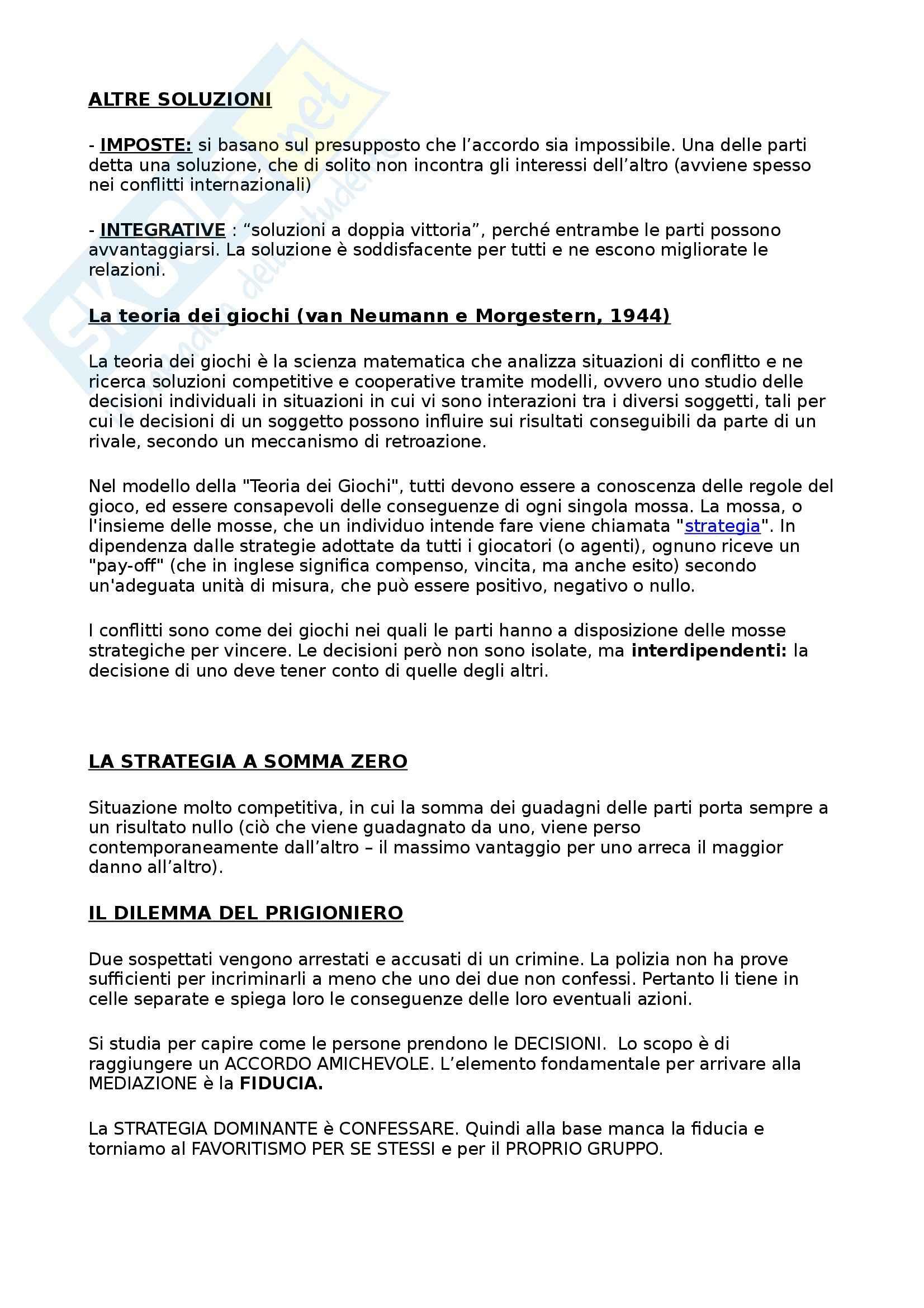 Riassunto esame Mediazione Culturale, prof. Villano, libro consigliato Libro Fuori dai Giochi Pag. 36