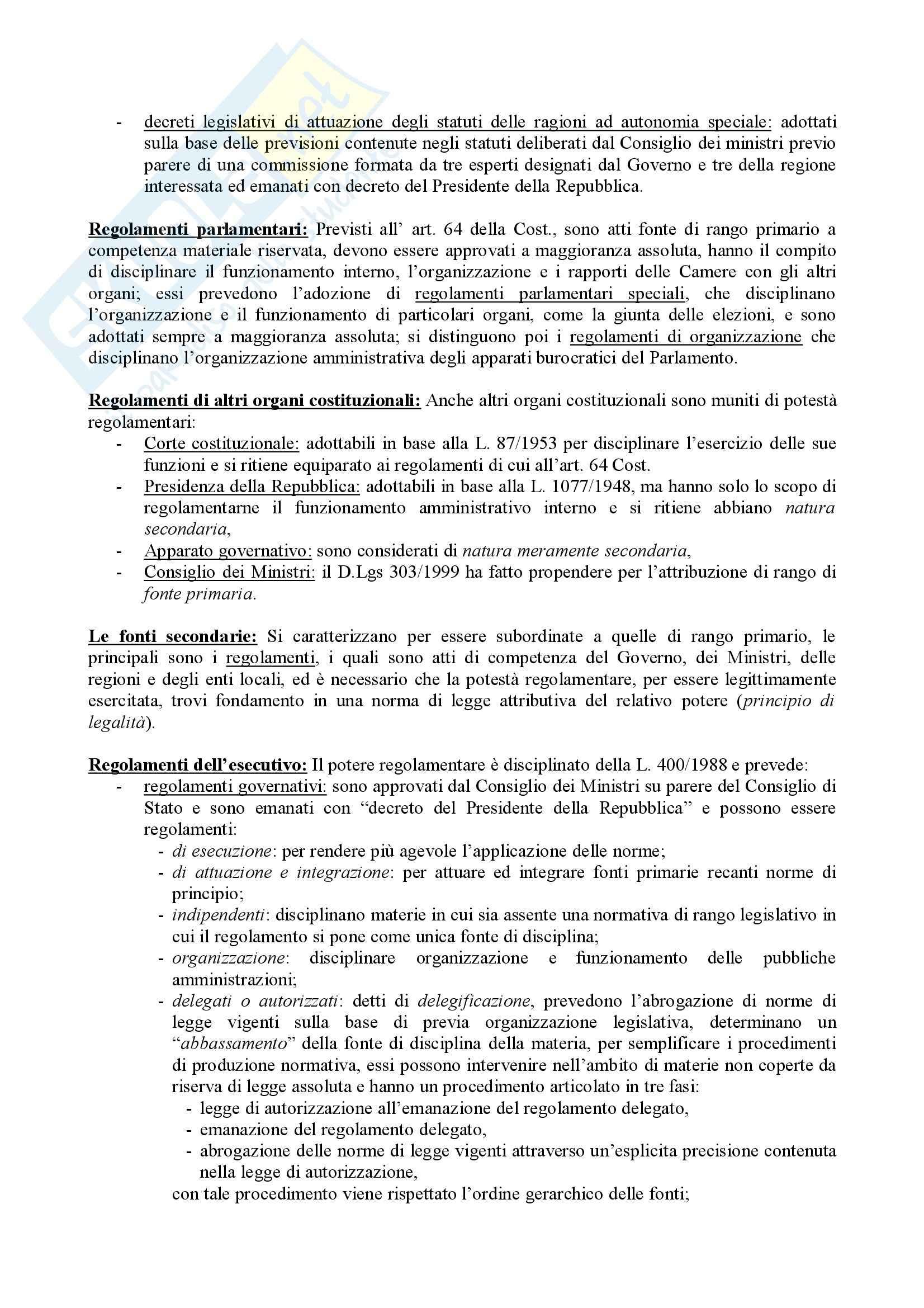 Diritto pubblico - Dispensa Pag. 16