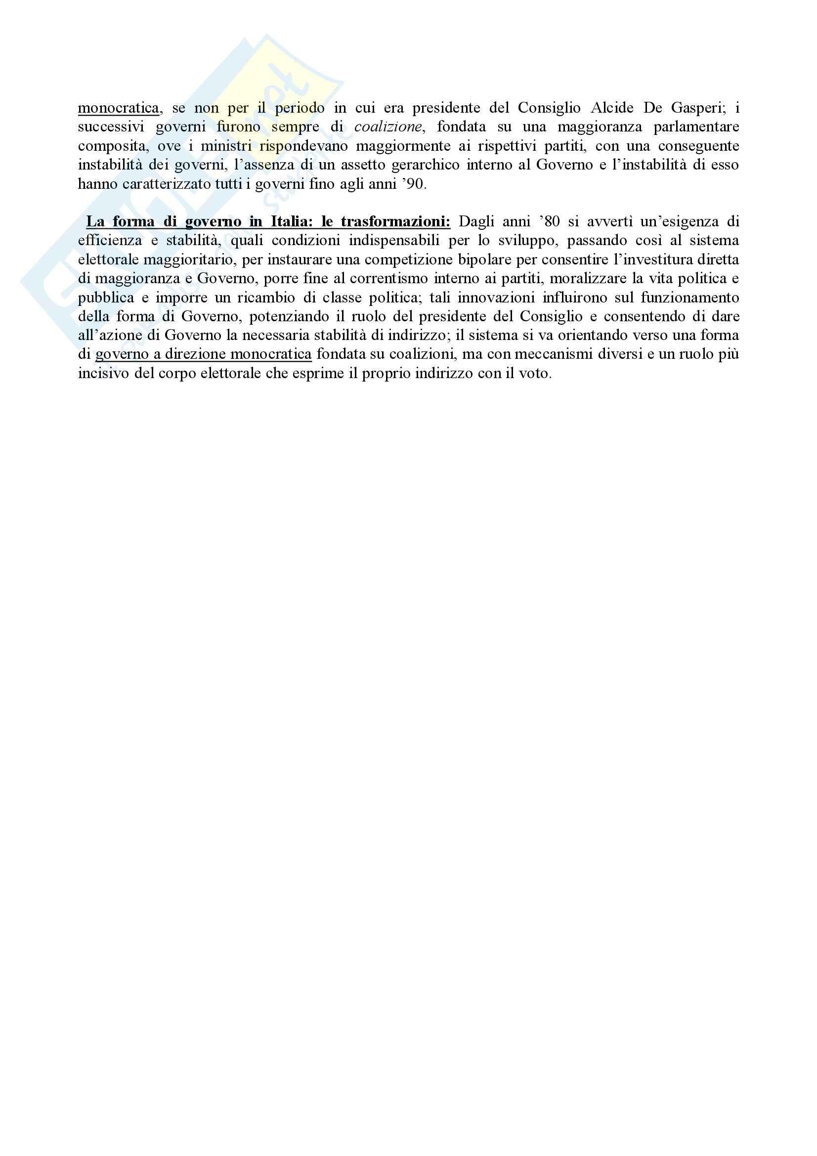 Diritto pubblico - Dispensa Pag. 26