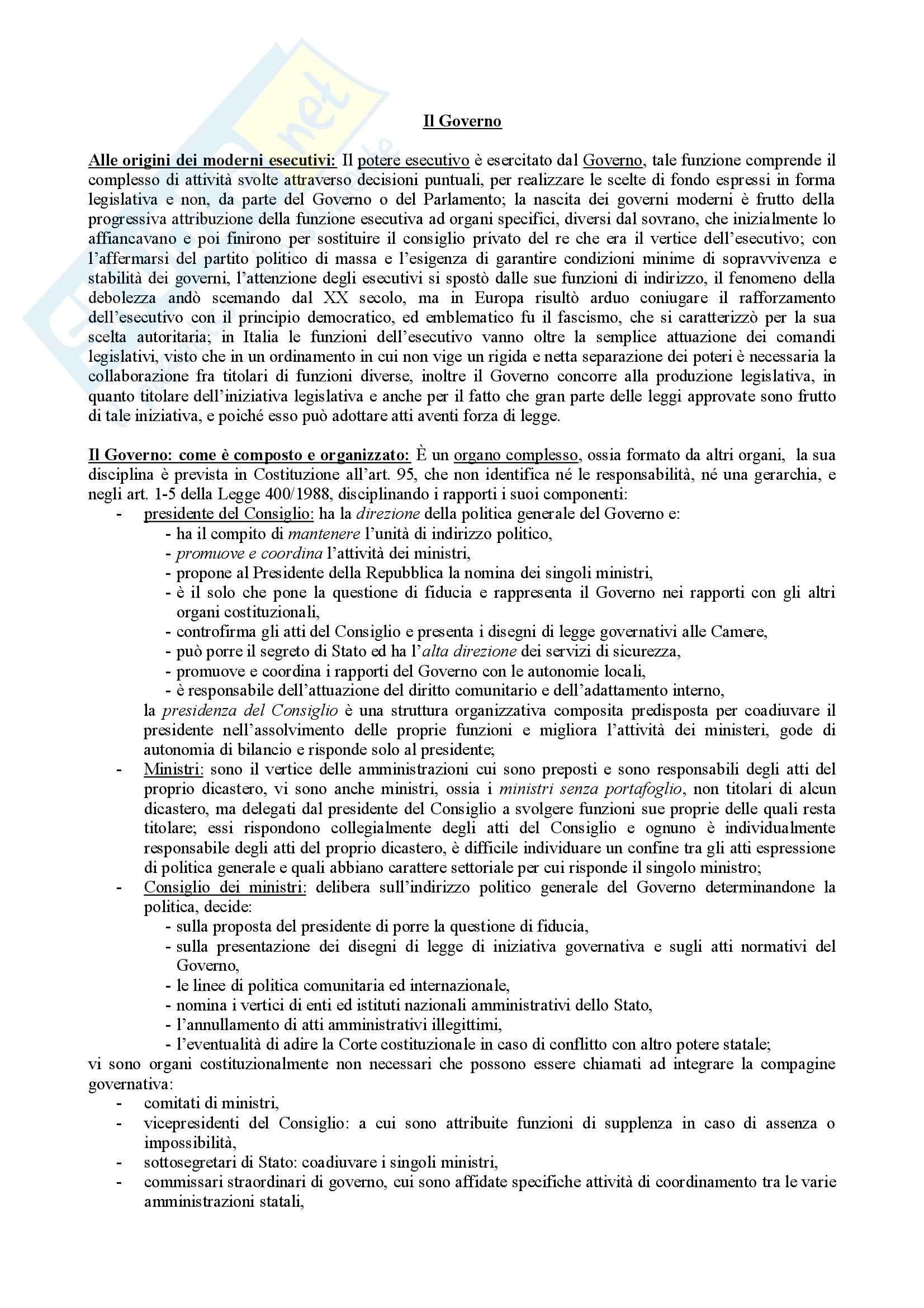 Diritto pubblico - Dispensa Pag. 41
