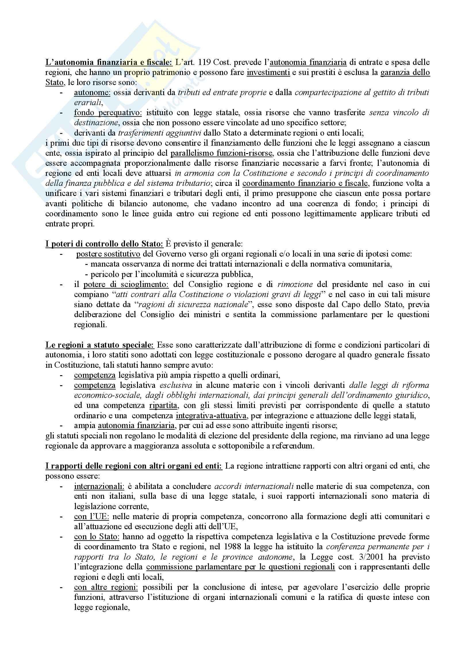 Diritto pubblico - Dispensa Pag. 46
