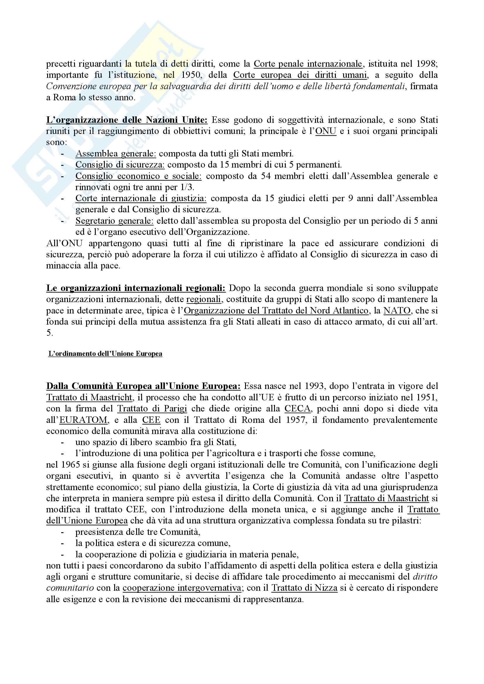 Diritto pubblico - Dispensa Pag. 6
