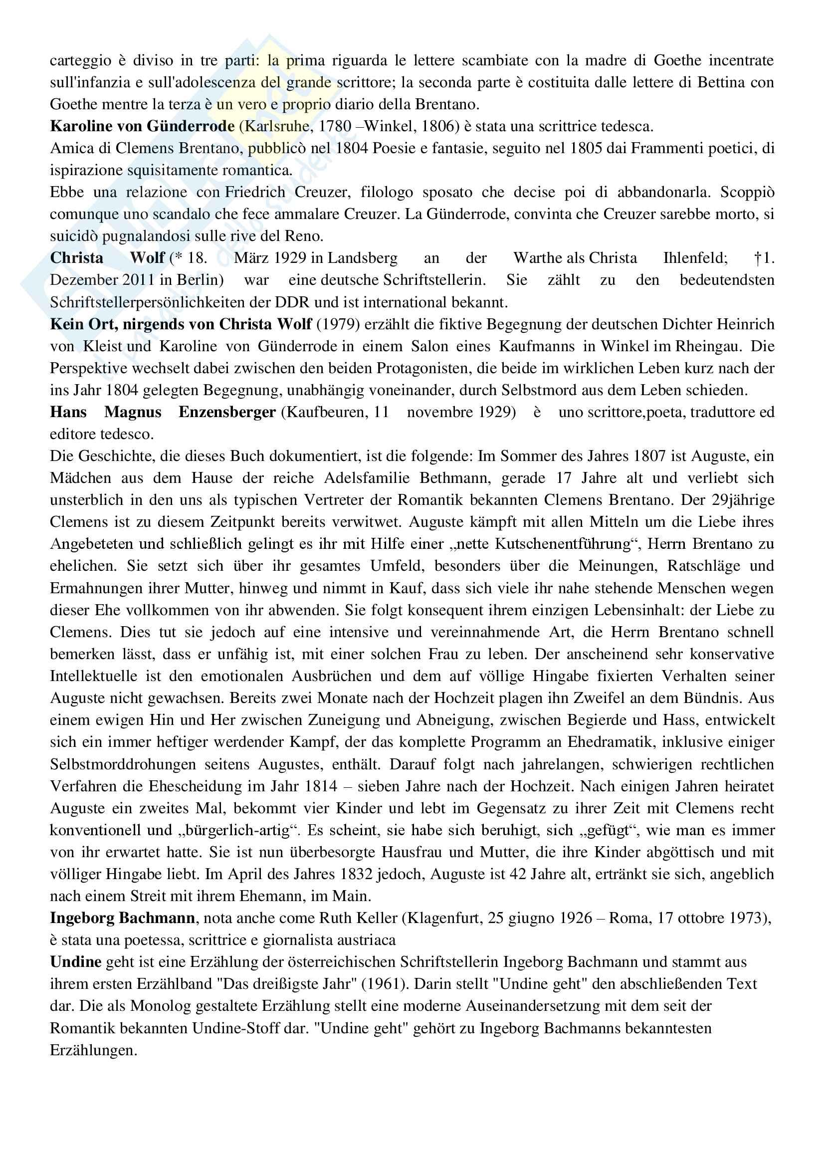 Letteratura tedesca 3 Pag. 16