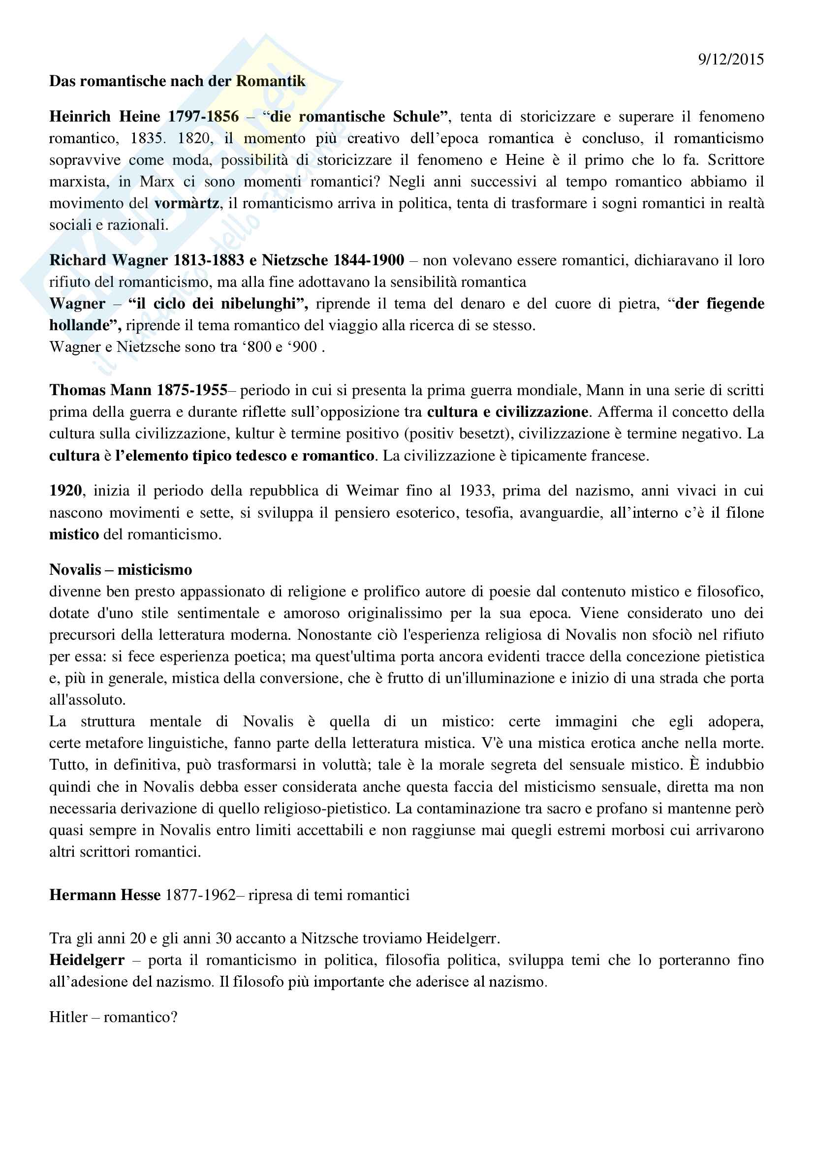 Letteratura tedesca 3 Pag. 26