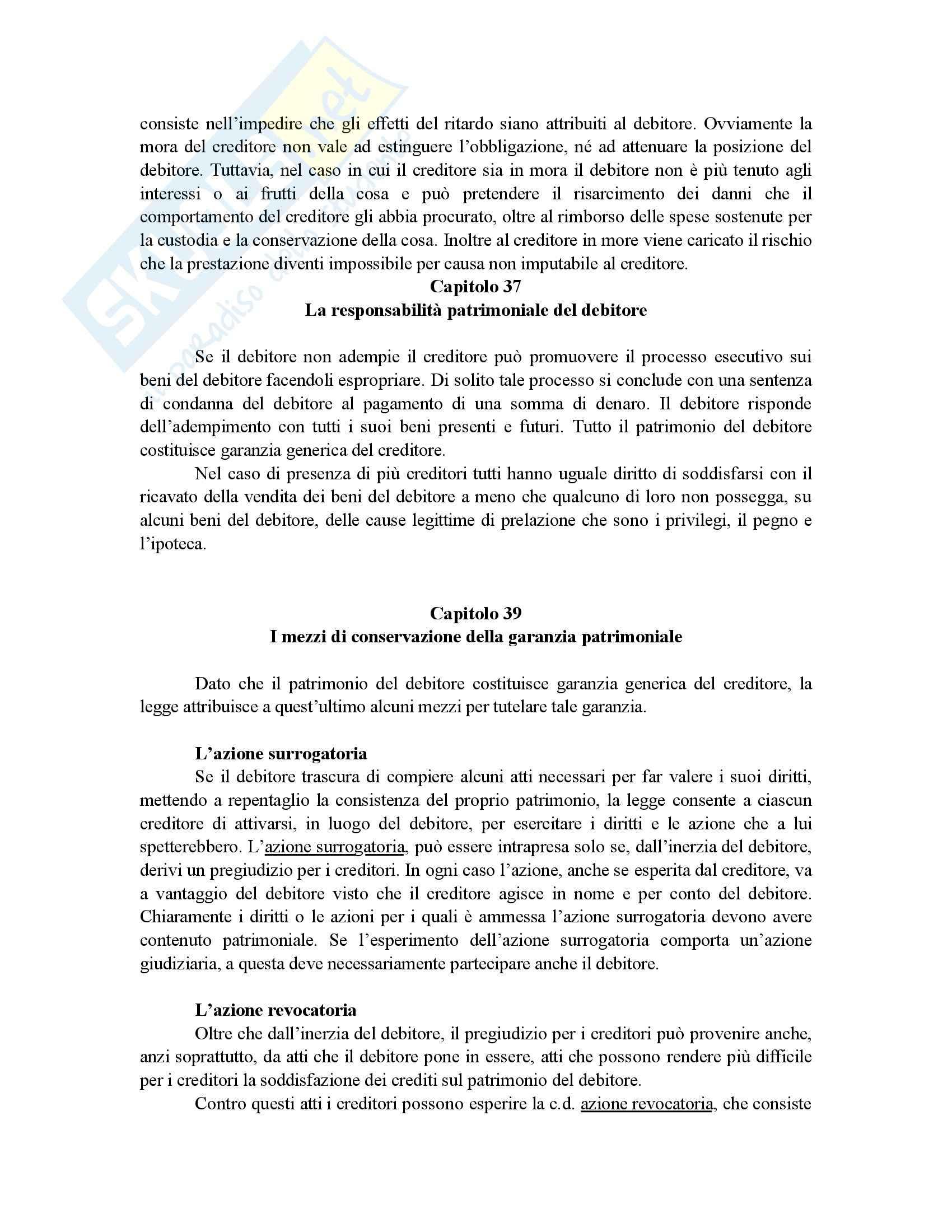 Obbligazioni - Torrente Pag. 11