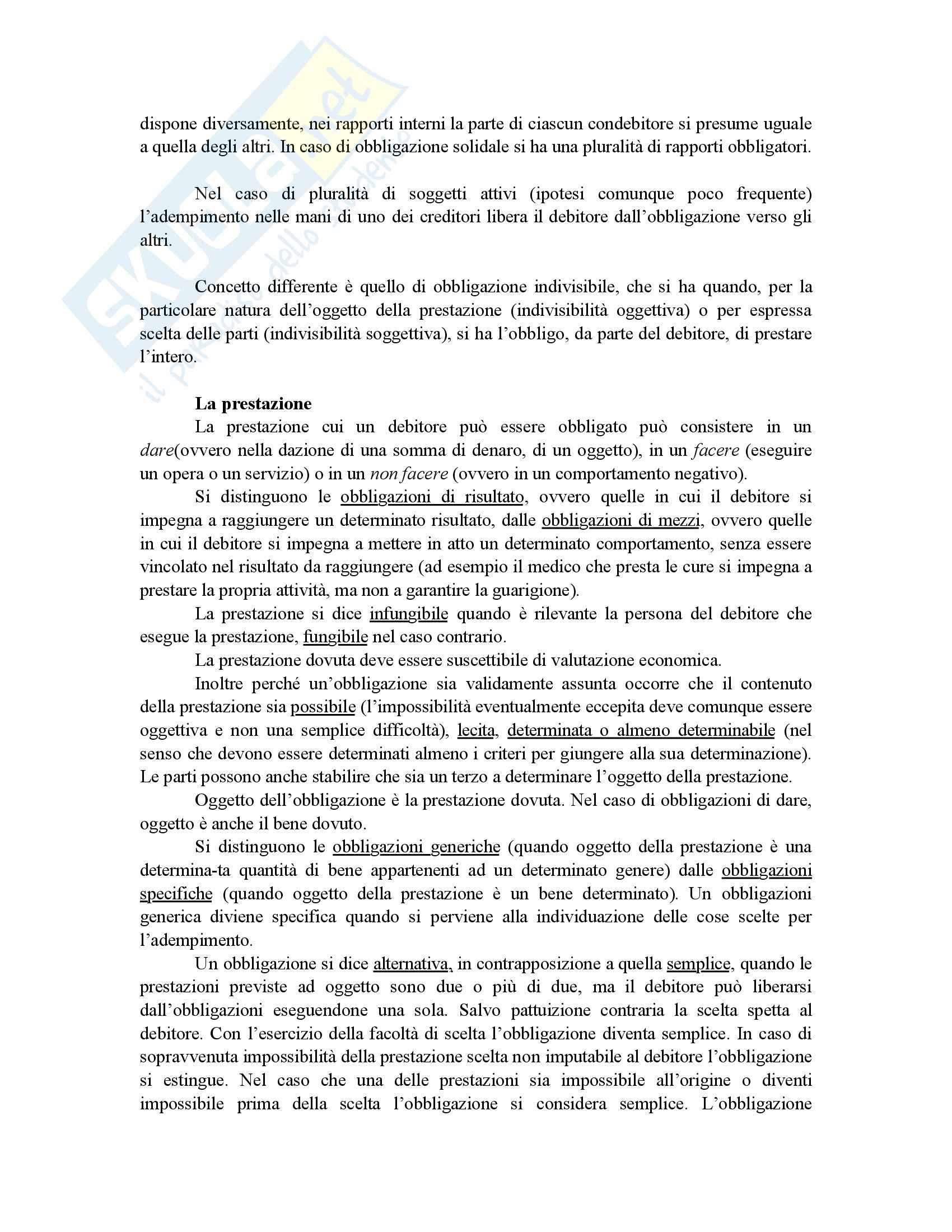 Obbligazioni - Torrente Pag. 2