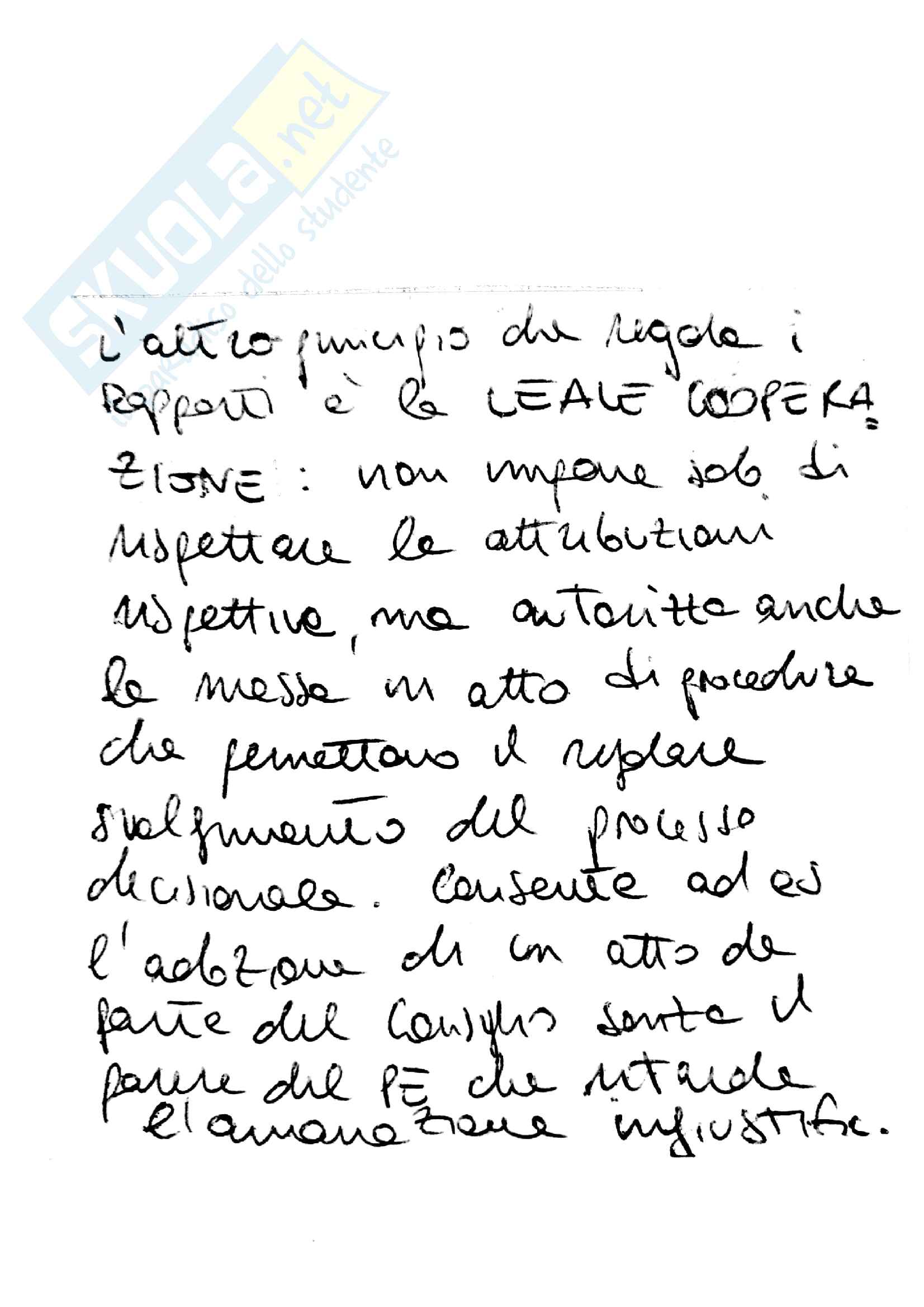 Appunti Diritto dell'Unione Europea - prof. Fortunato Pag. 2