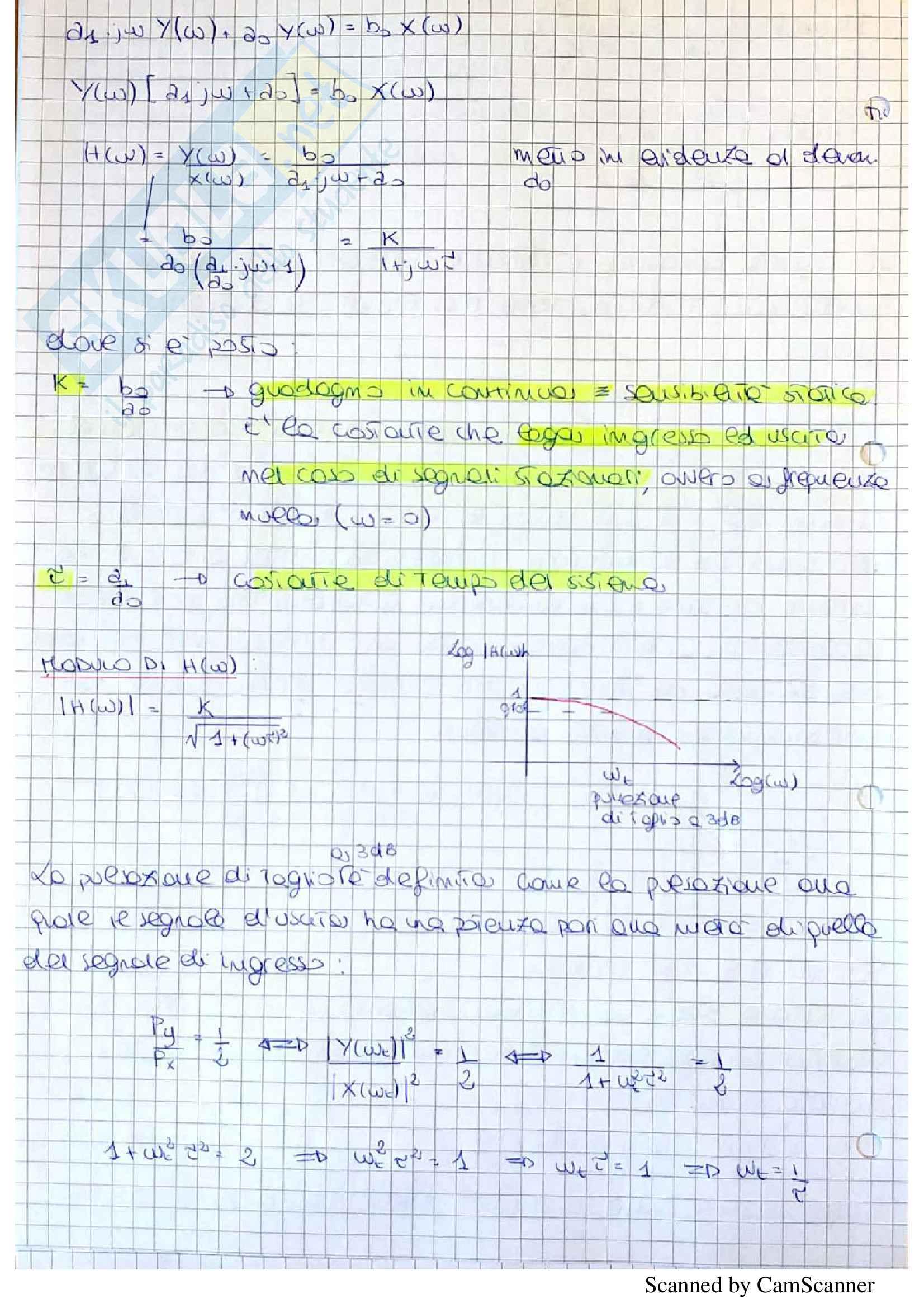 Strumenzione Biomedica - prof. Bifulco Pag. 11