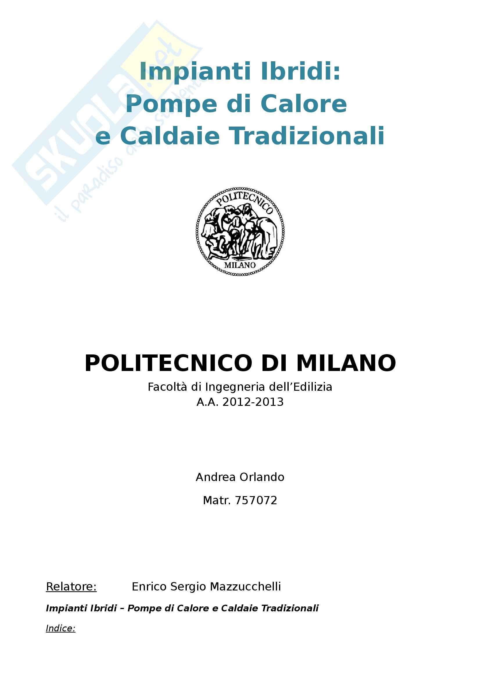 tesi E. Mazzucchelli Impianti 1