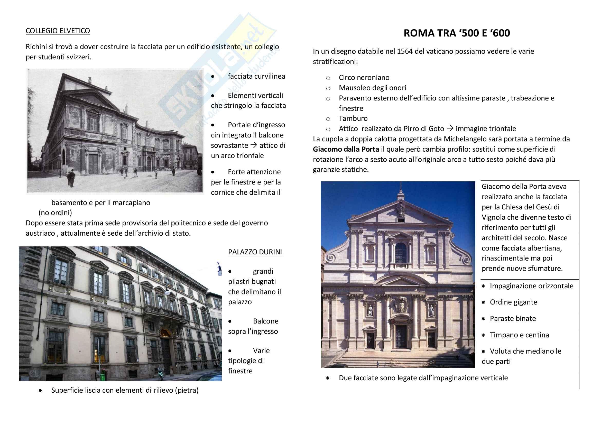 Storia dell'architettura dalle origini al '600 Pag. 106