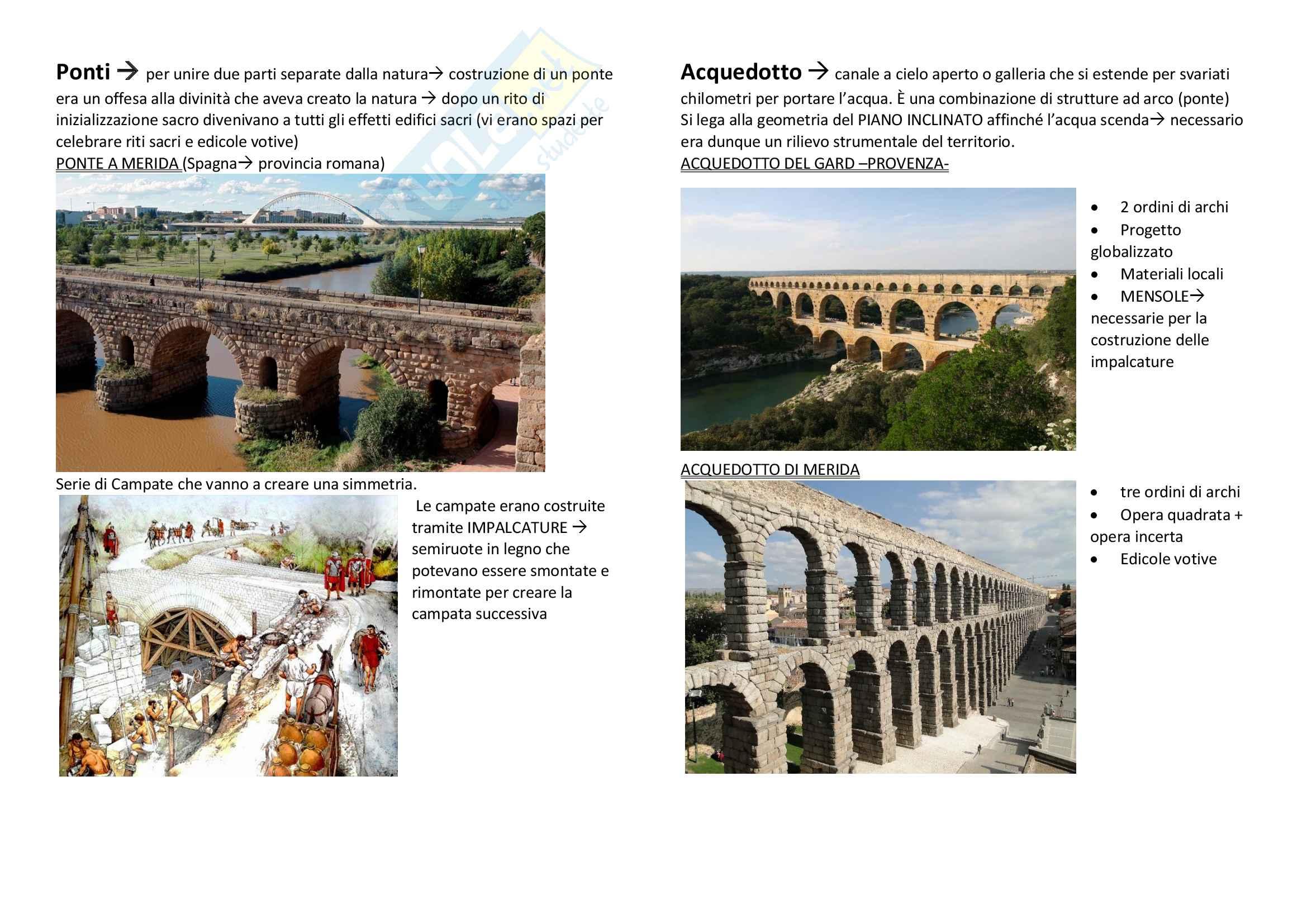 Storia dell'architettura dalle origini al '600 Pag. 11