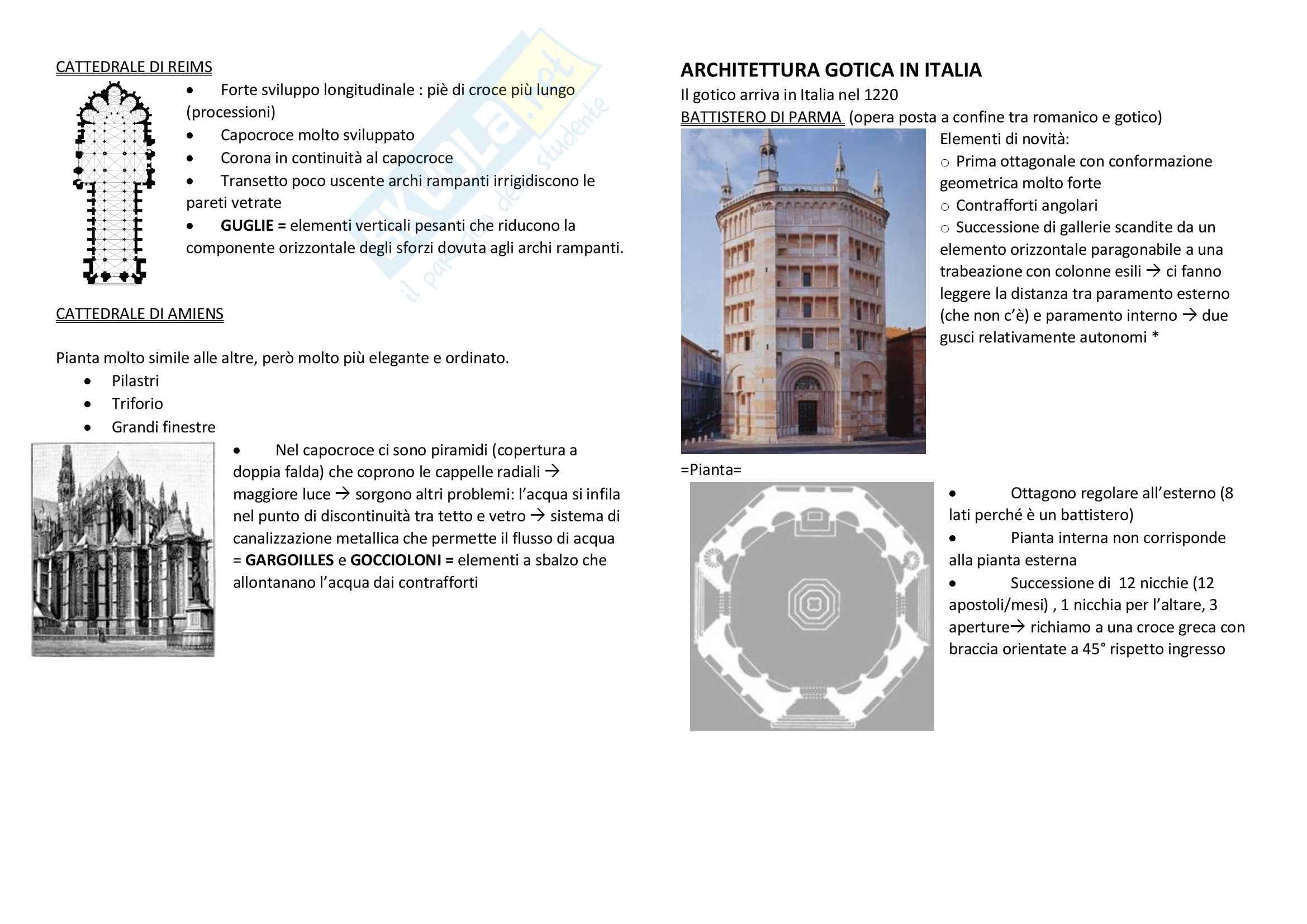 Storia dell'architettura dalle origini al '600 Pag. 41
