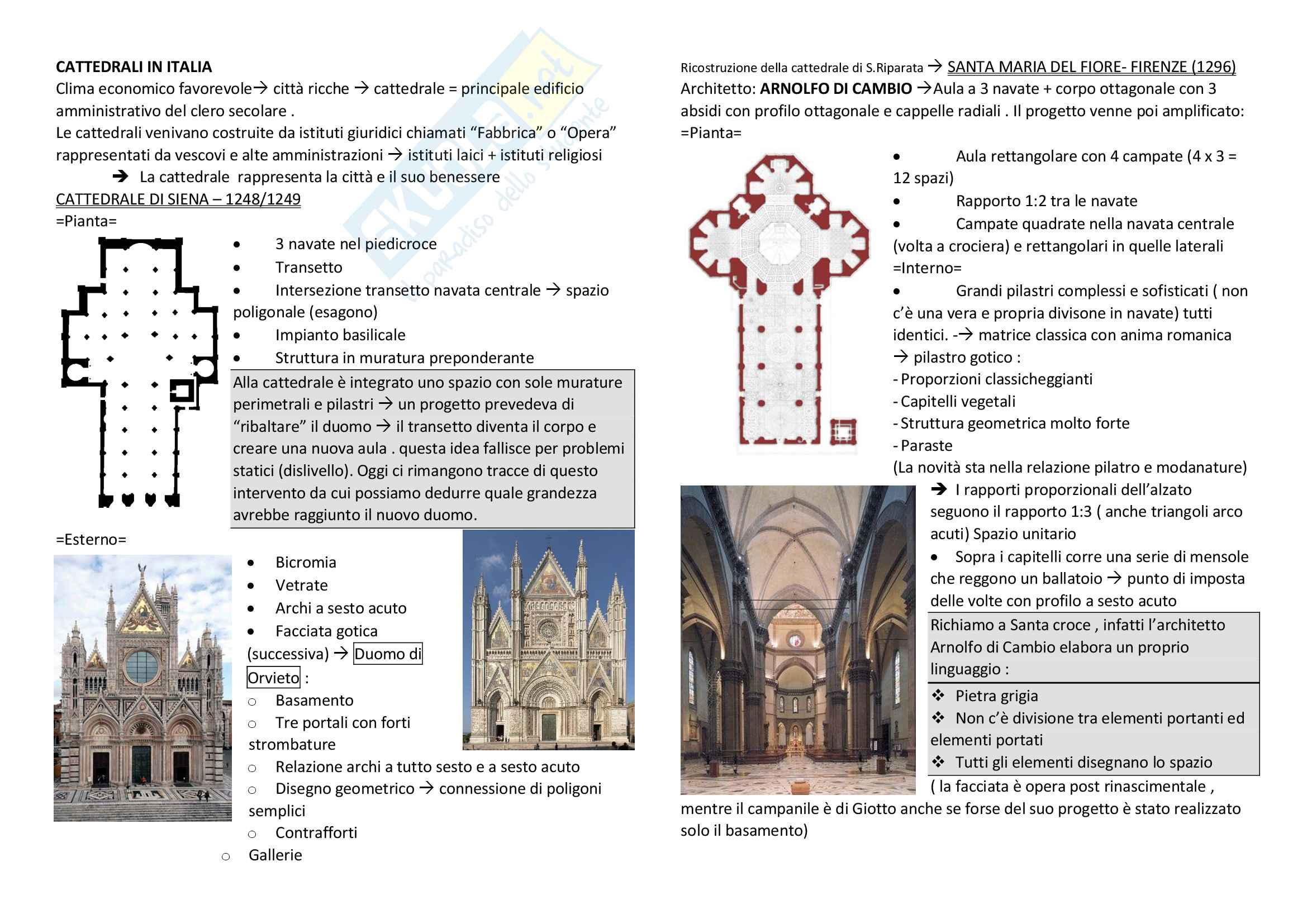 Storia dell'architettura dalle origini al '600 Pag. 46