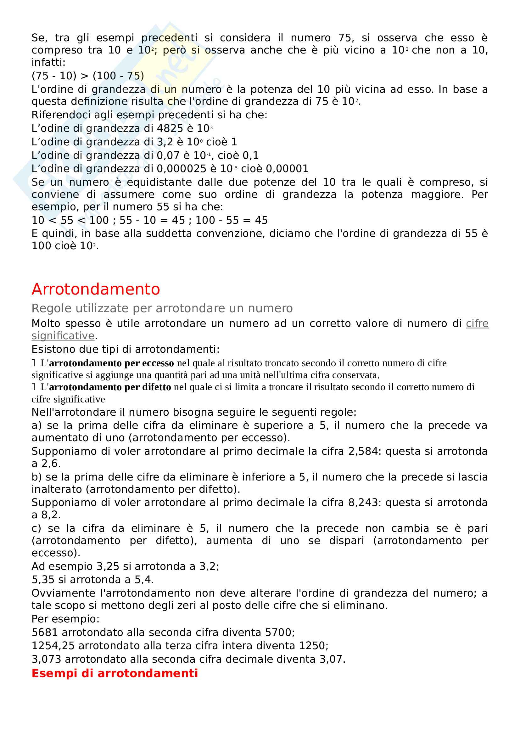 Chimica inorganica Pag. 21