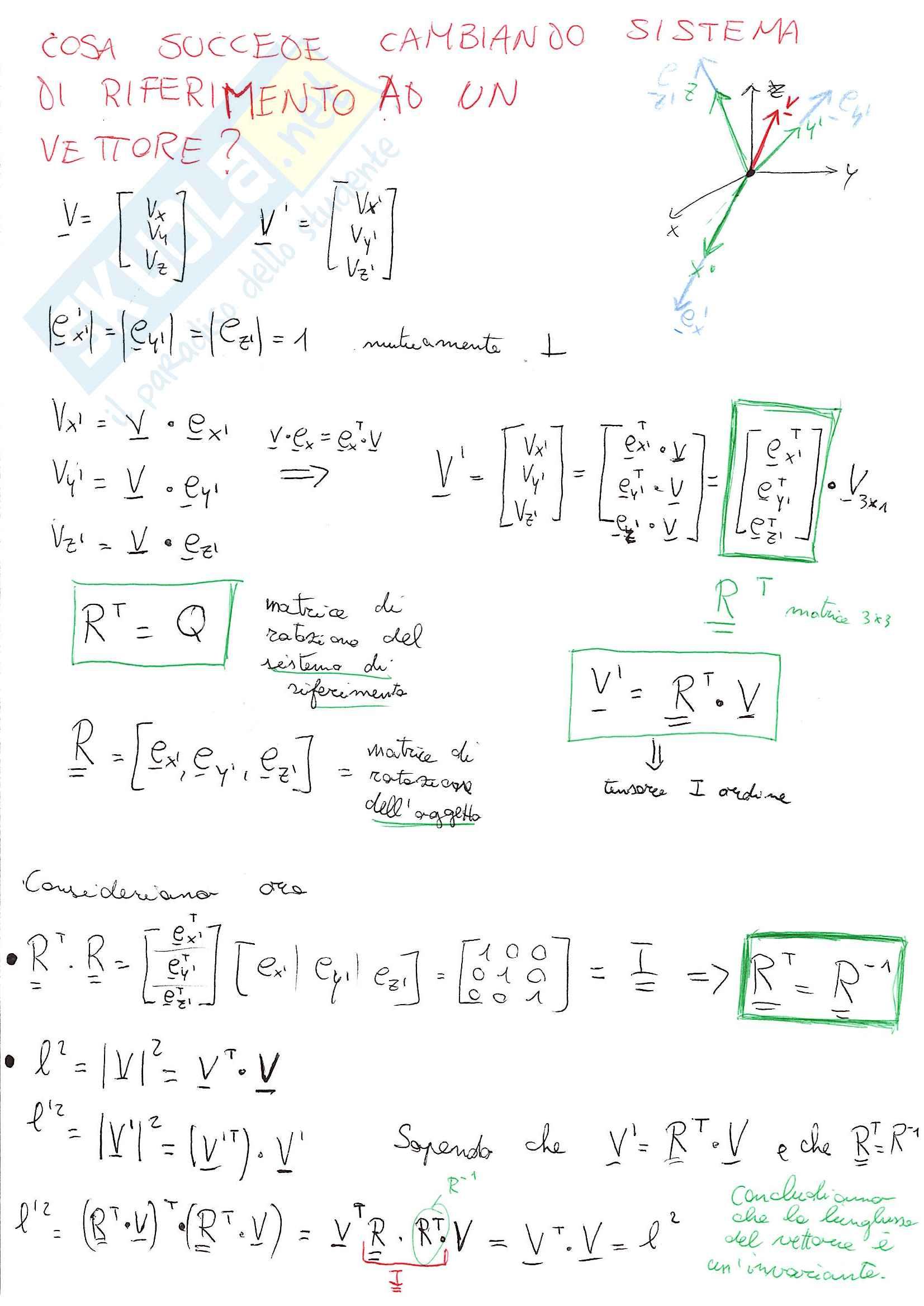 Appunti Scienza della costruzioni Pag. 26