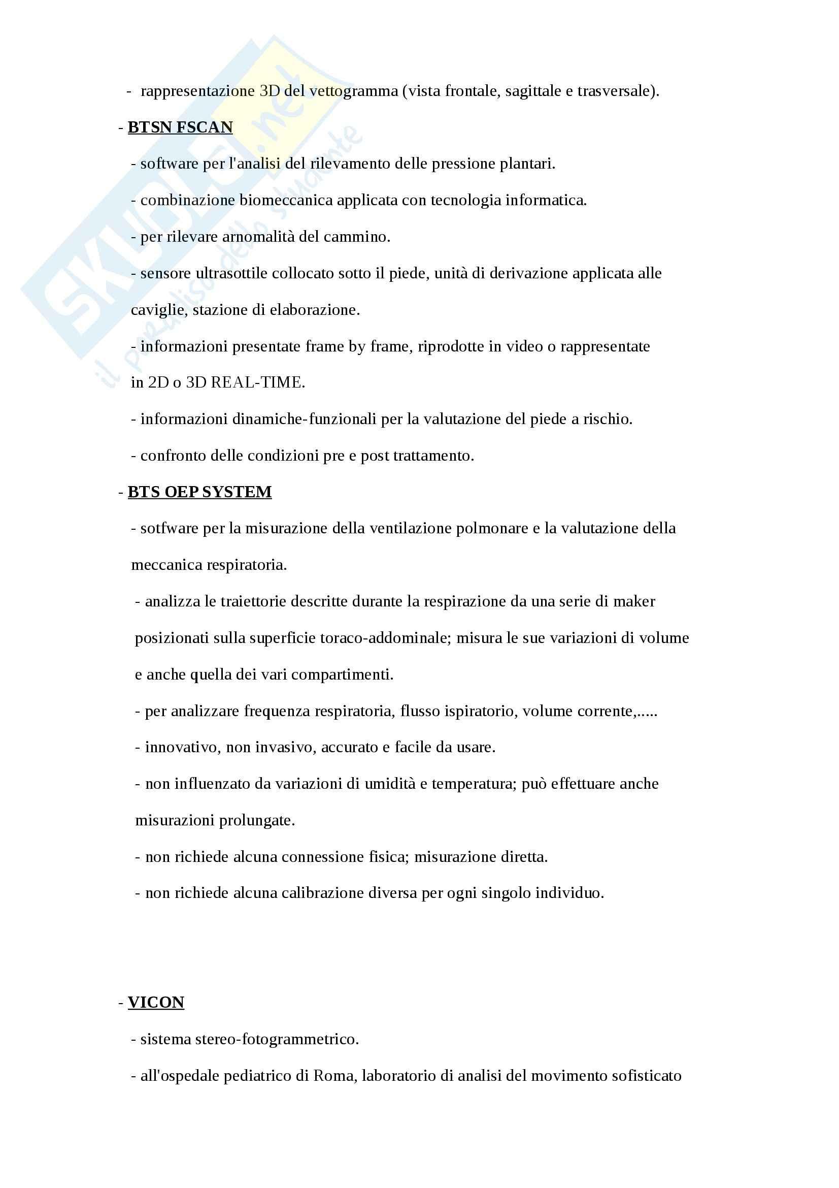 Analisi Della Performance Sportiva - Match analysis Pag. 6