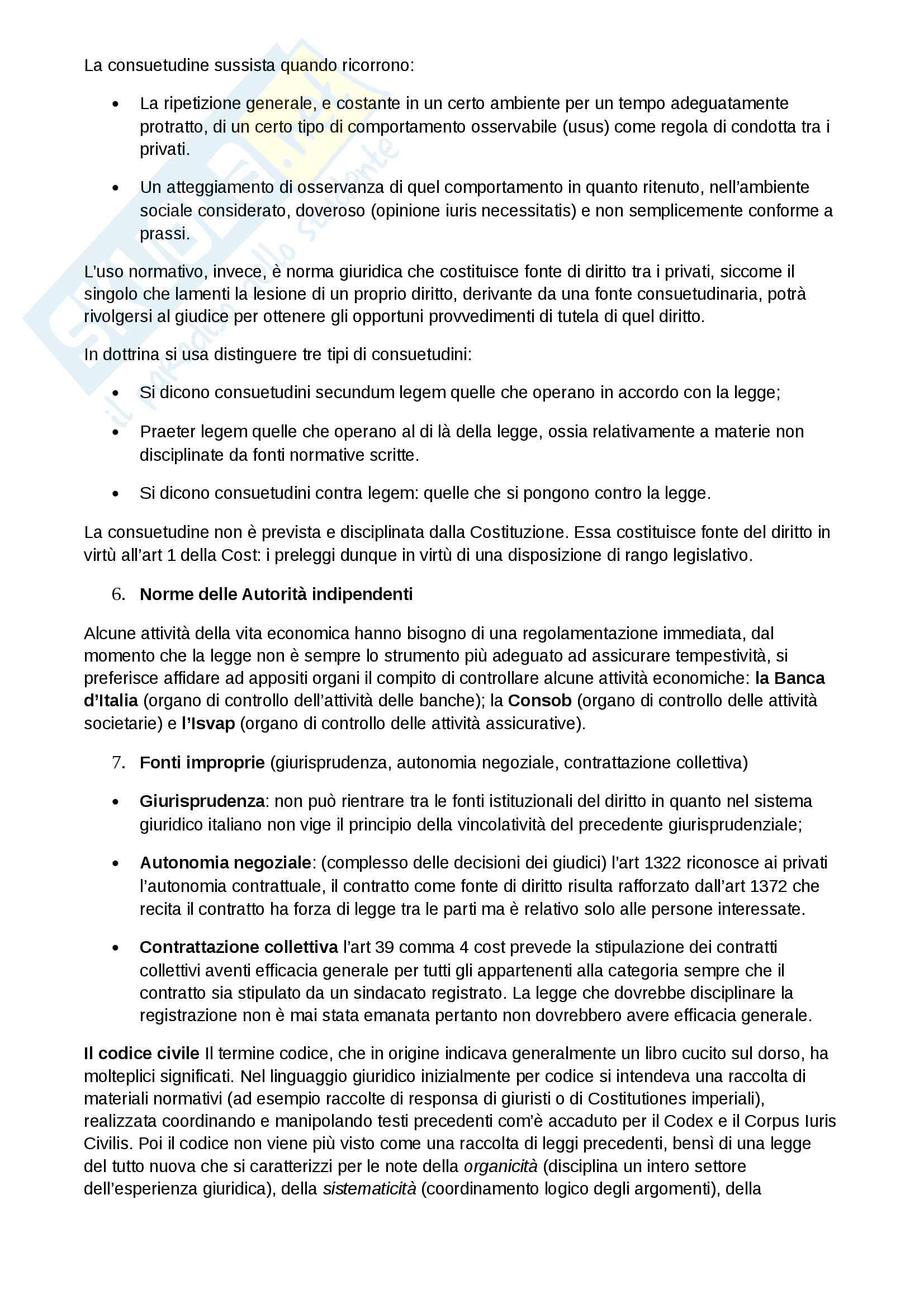 Appunti di Diritto Privato Pag. 6