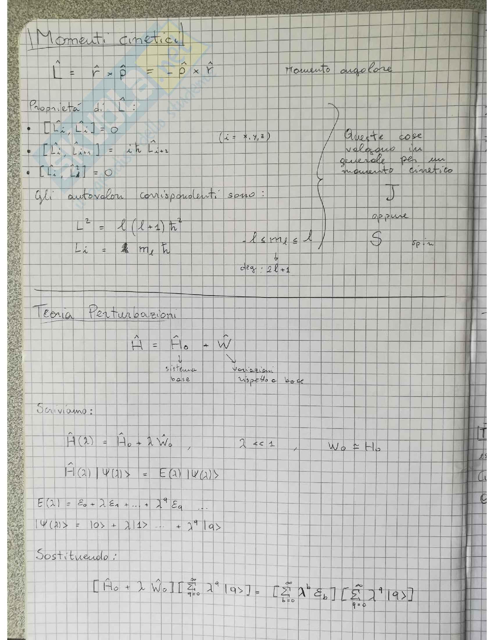 Appunti di Fisica dello Stato Solido Pag. 2