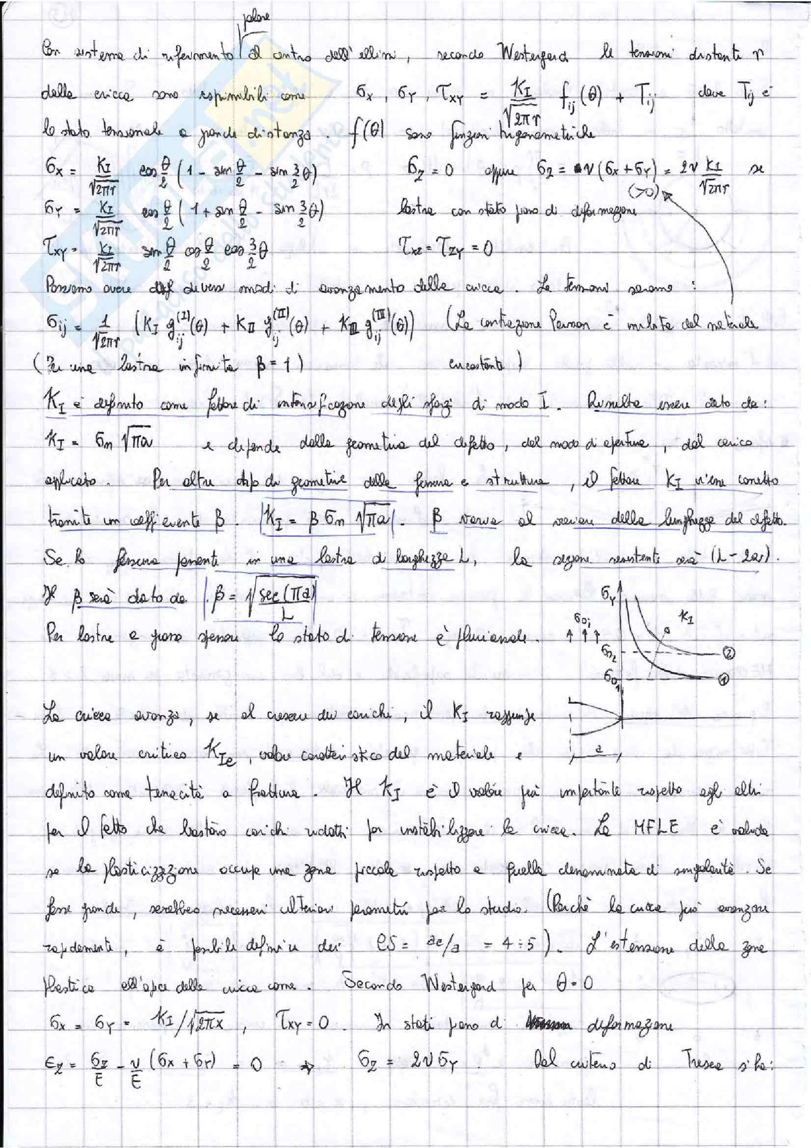Appunti Costruzioni di macchine + esercizi esame prof. Citarella Pag. 6