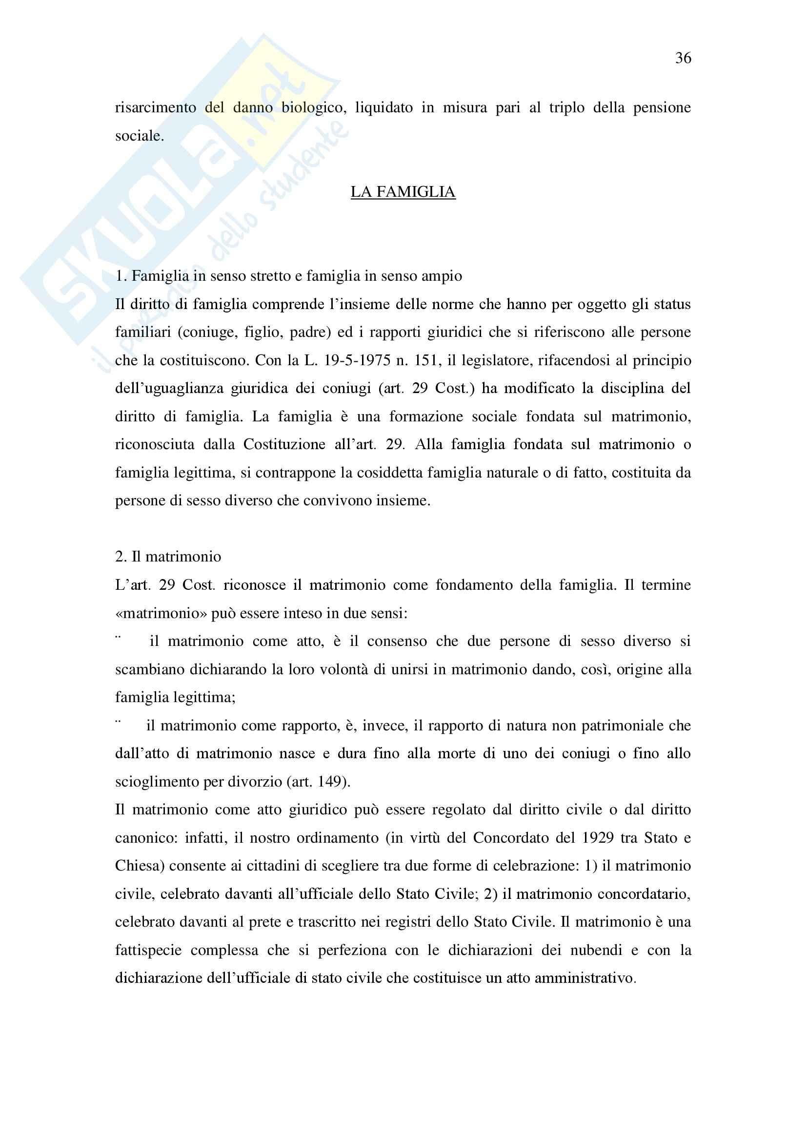 Diritto privato - Appunti Pag. 36
