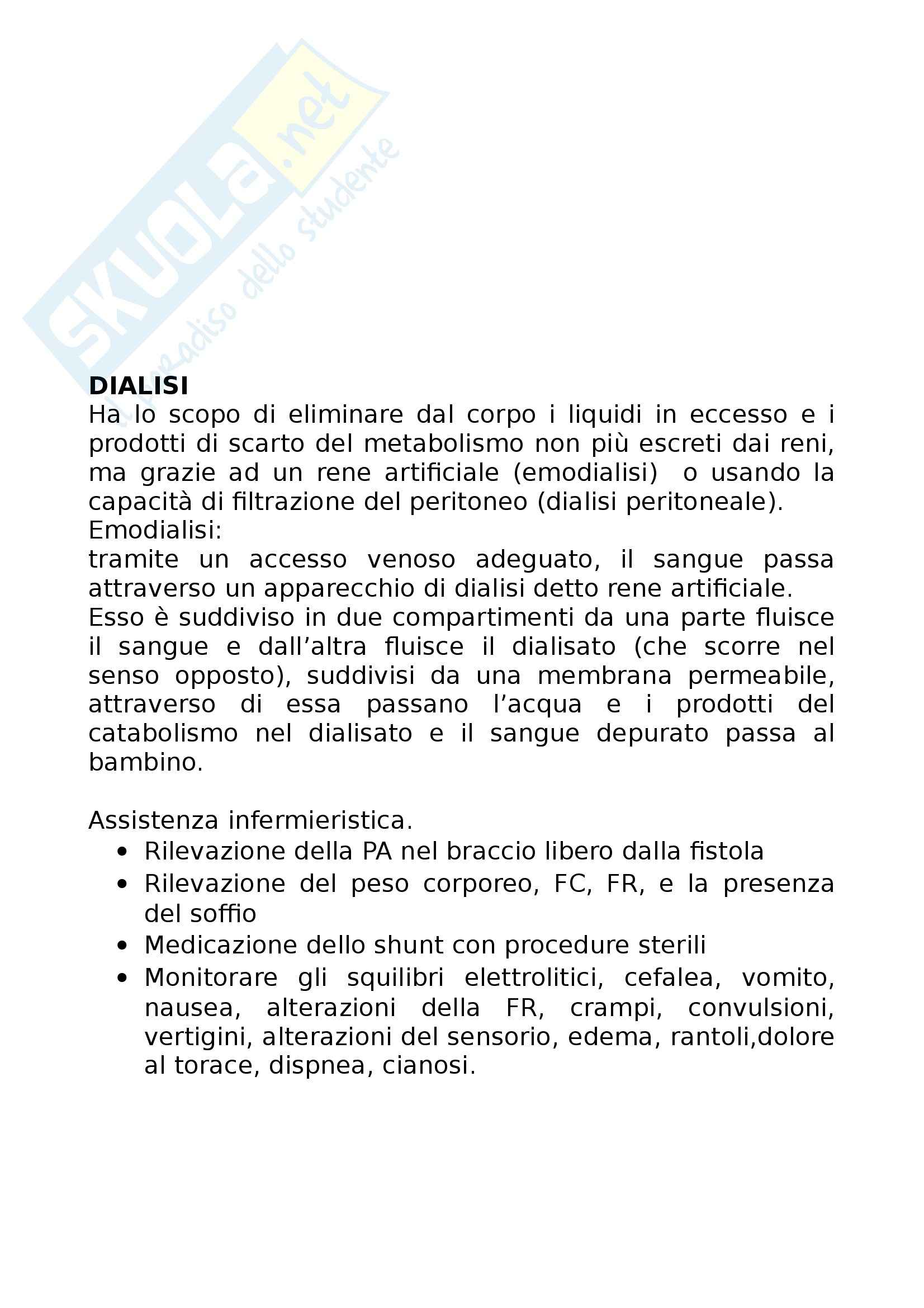 Infermieristica clinica 2 - Appunti Pag. 26