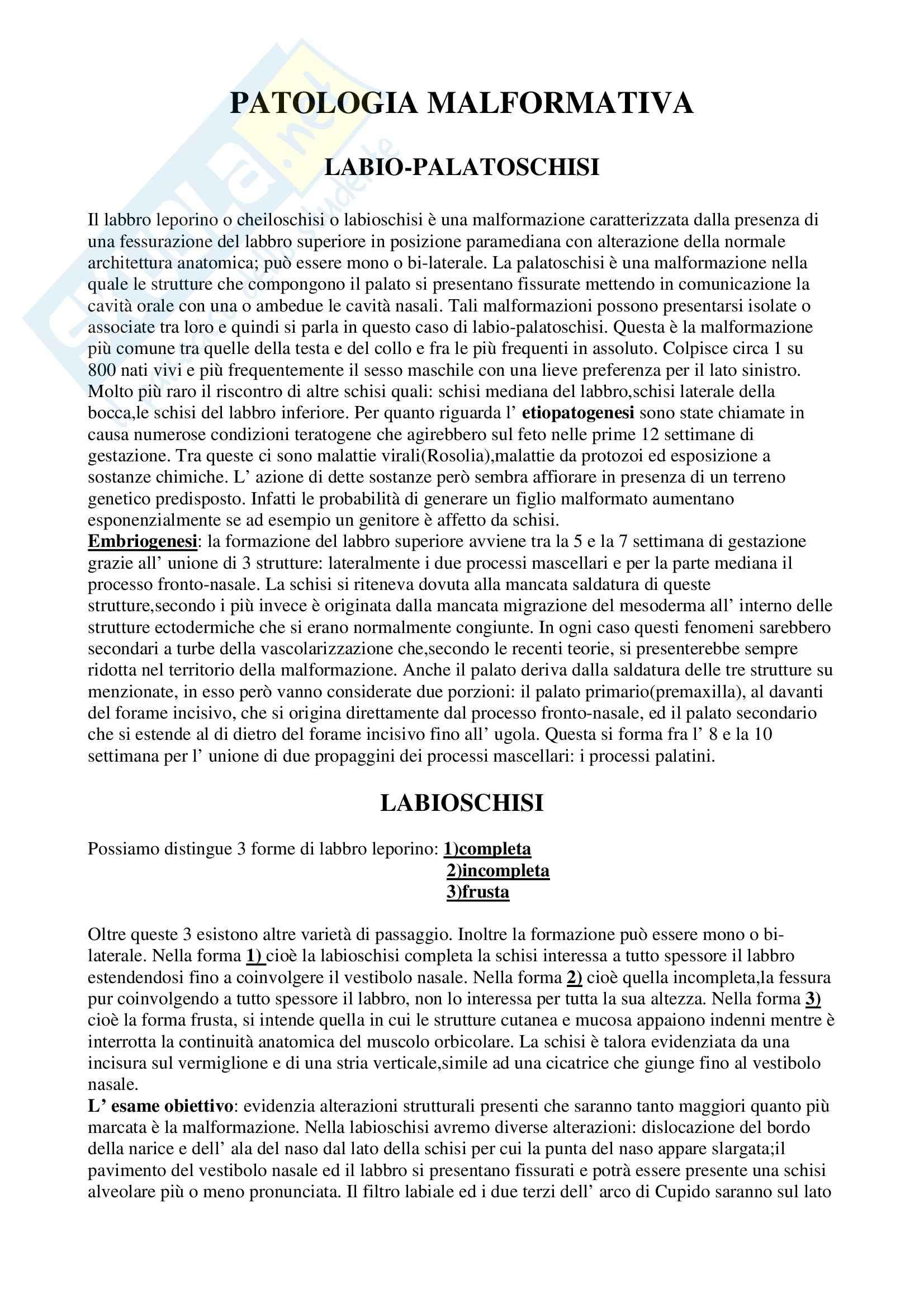 appunto G. Ferraro Dermatologia e Chirurgia Plastica