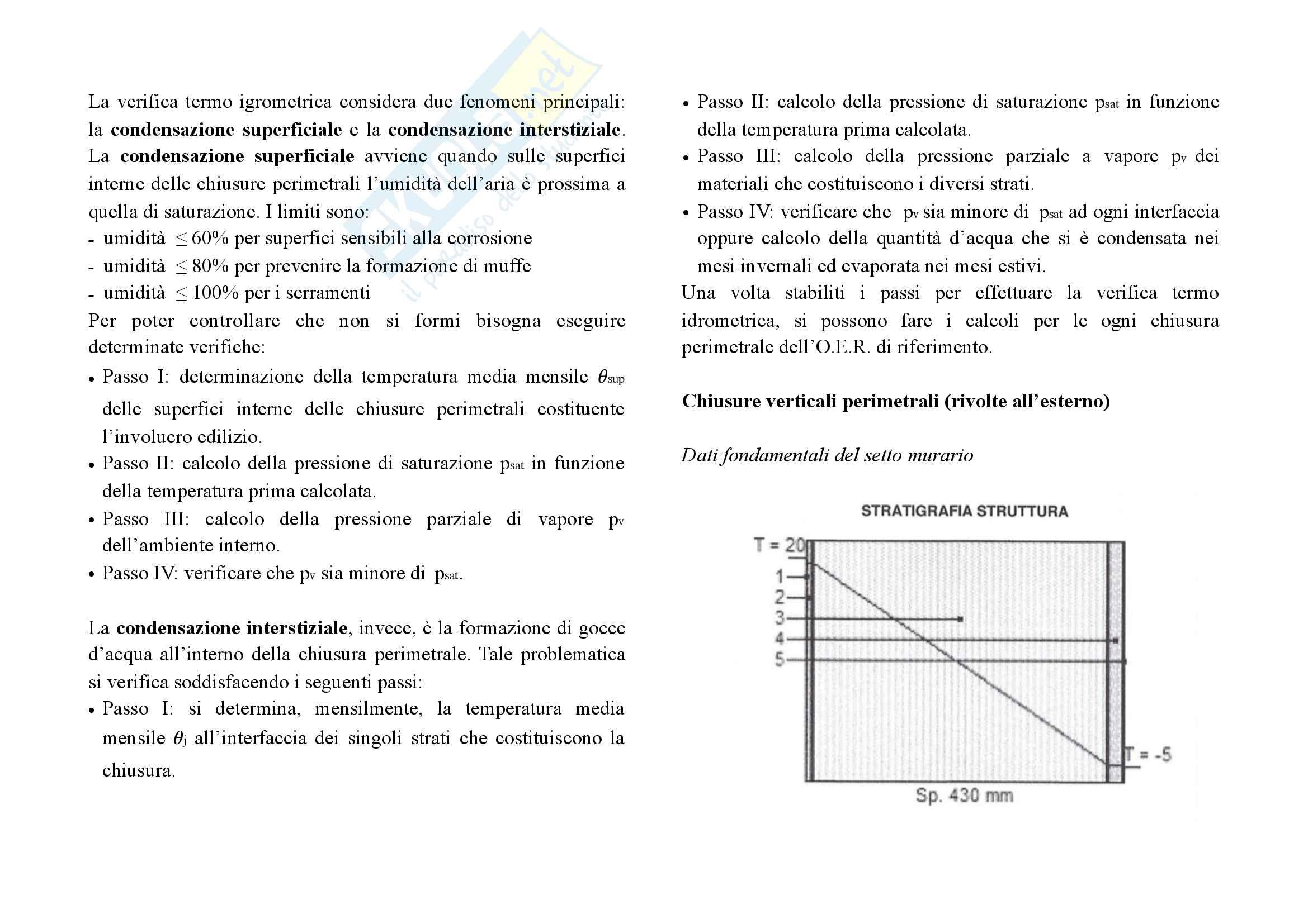 Relazione tecnica sull'analisi di un organismo edilizio residenziale Pag. 26