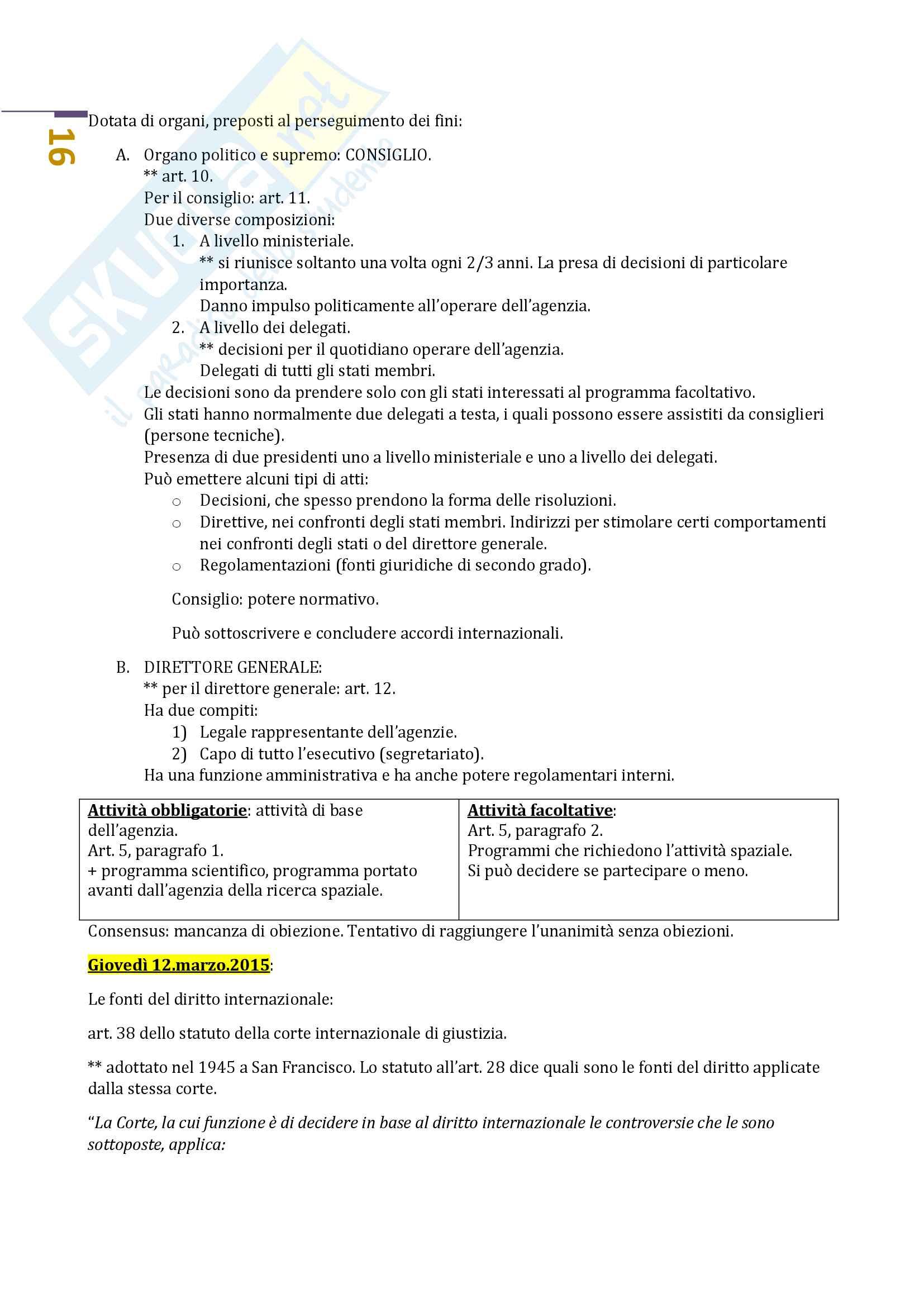 Diritto internazionale Prof. Nesi (Unitn) Pag. 16