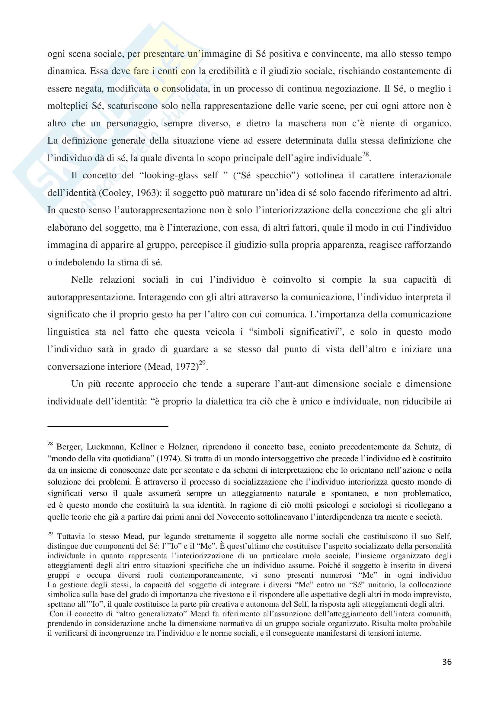 """Riassunto esame Metodi e tecniche del servizio sociale, prof.ssa Rizzo, libro consigliato """"La negoziazione dell'Inatteso. Strategie comunicative nel colloquio d'aiuto"""" Pag. 36"""