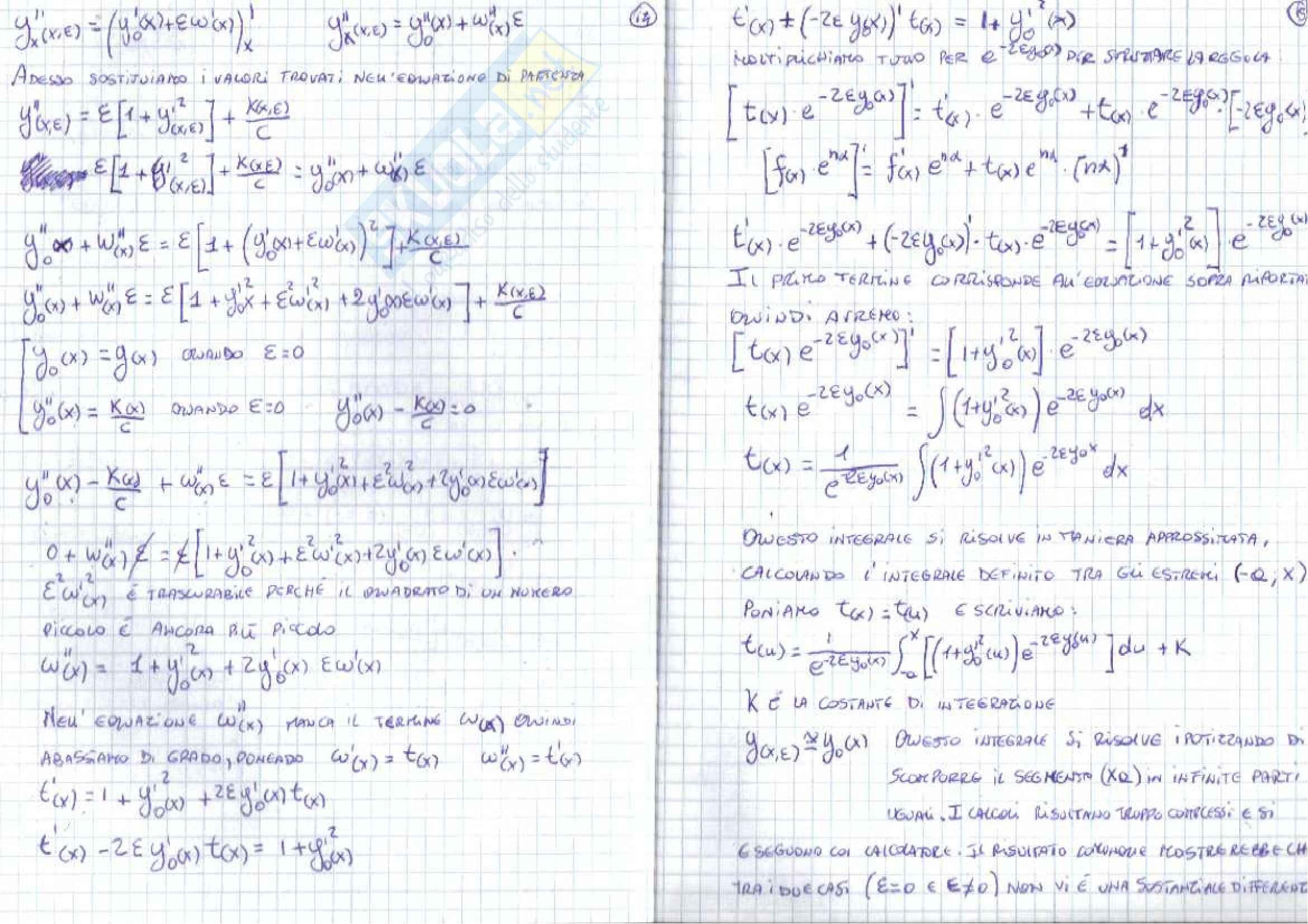 Matematica - Esercitazioni Pag. 16