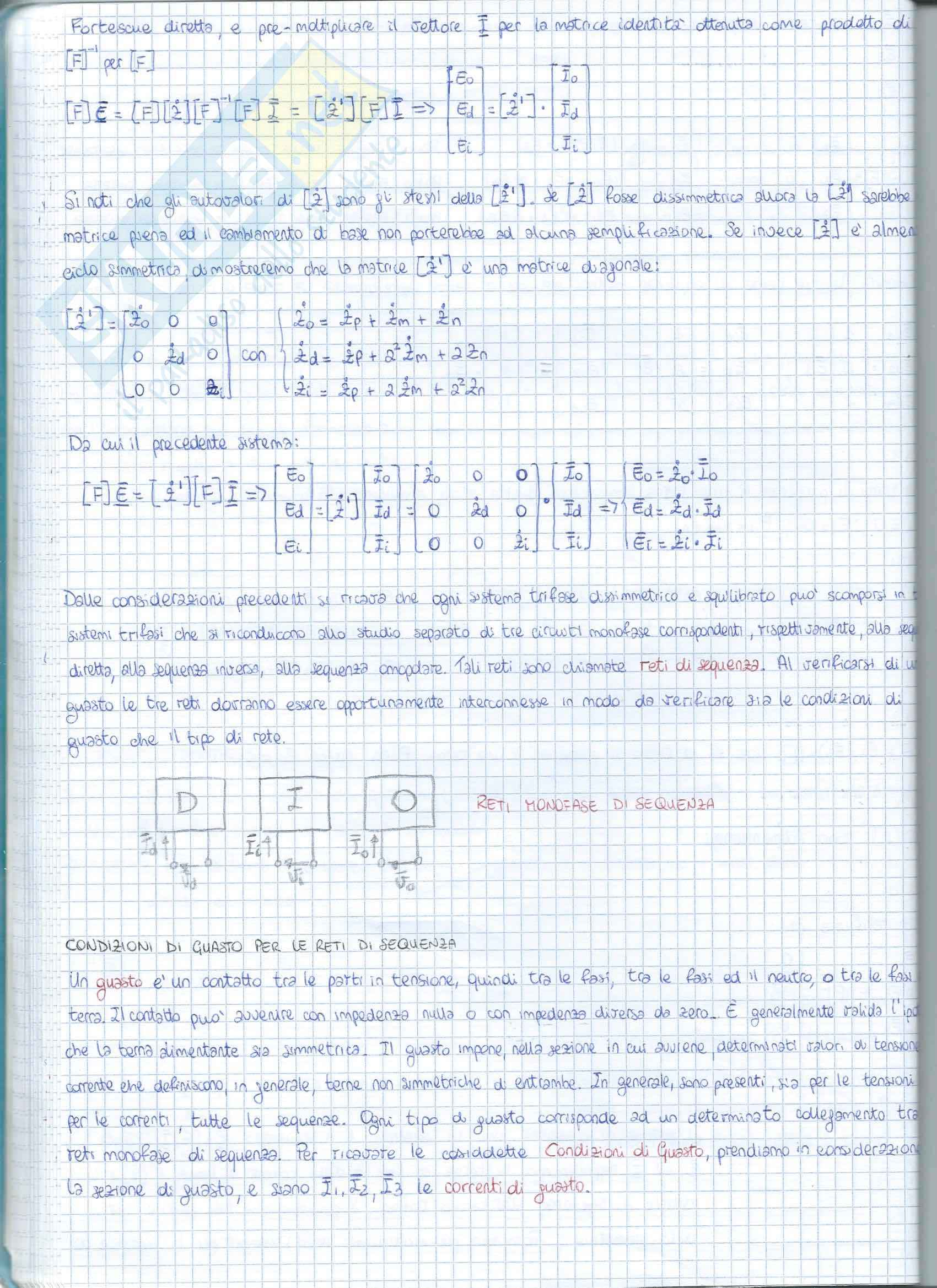 Analisi dei sistemi trifase Pag. 11