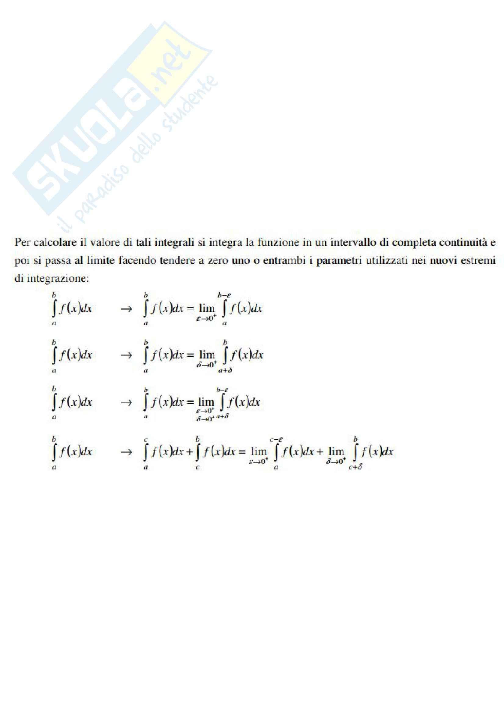 Analisi matematica - teoremi Pag. 41