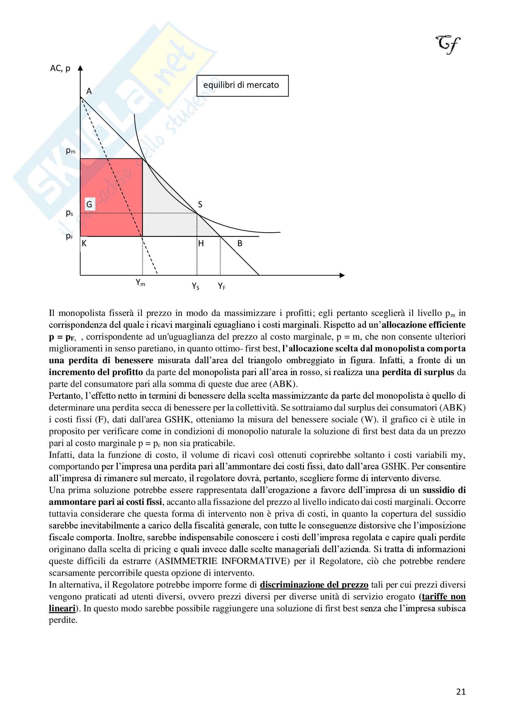 Economia e politica industriale C A Pag. 21
