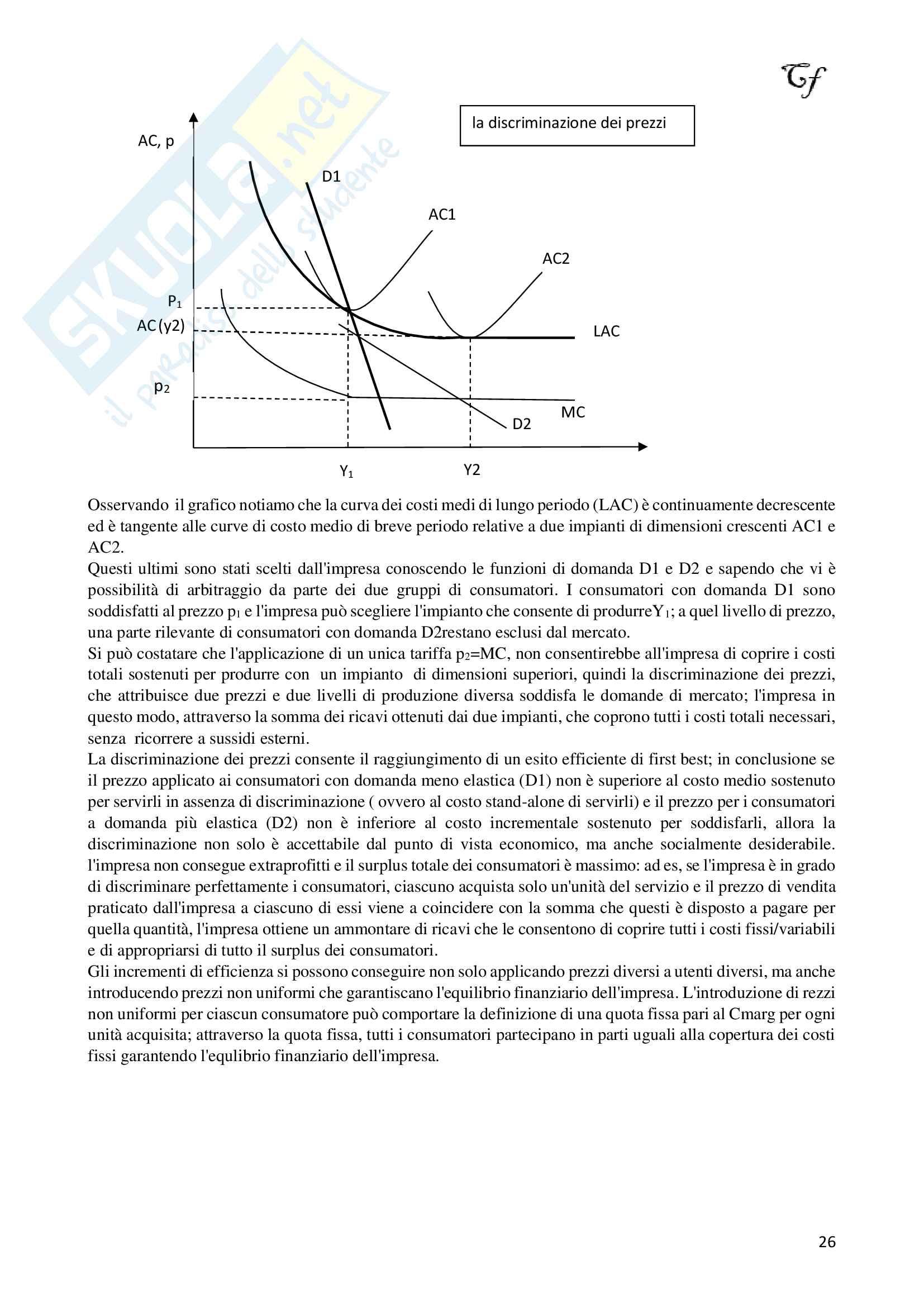 Economia e politica industriale C A Pag. 26
