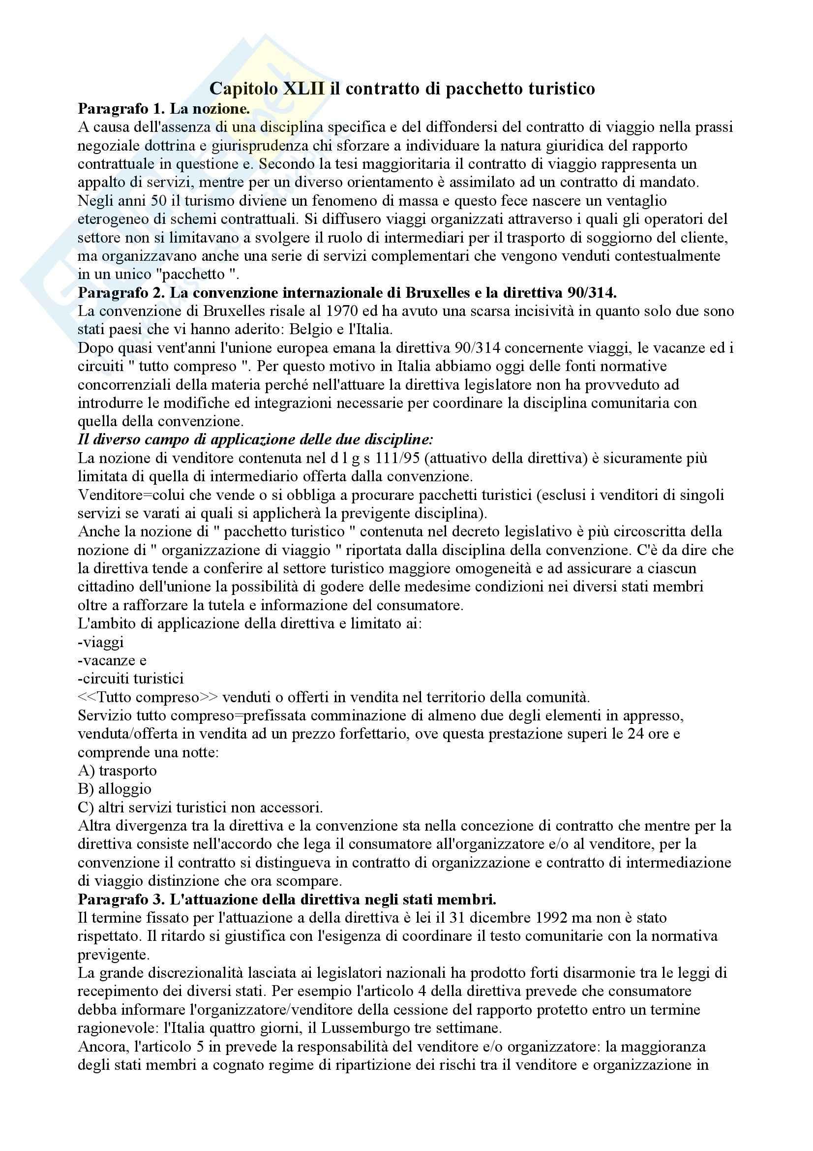 Riassunto esame Diritto privato, prof. Mazzamuto, libro consigliato Manuale di diritto privato europeo